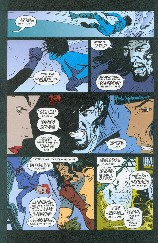 Read online Aliens/Predator: The Deadliest of the Species comic -  Issue #9 - 8