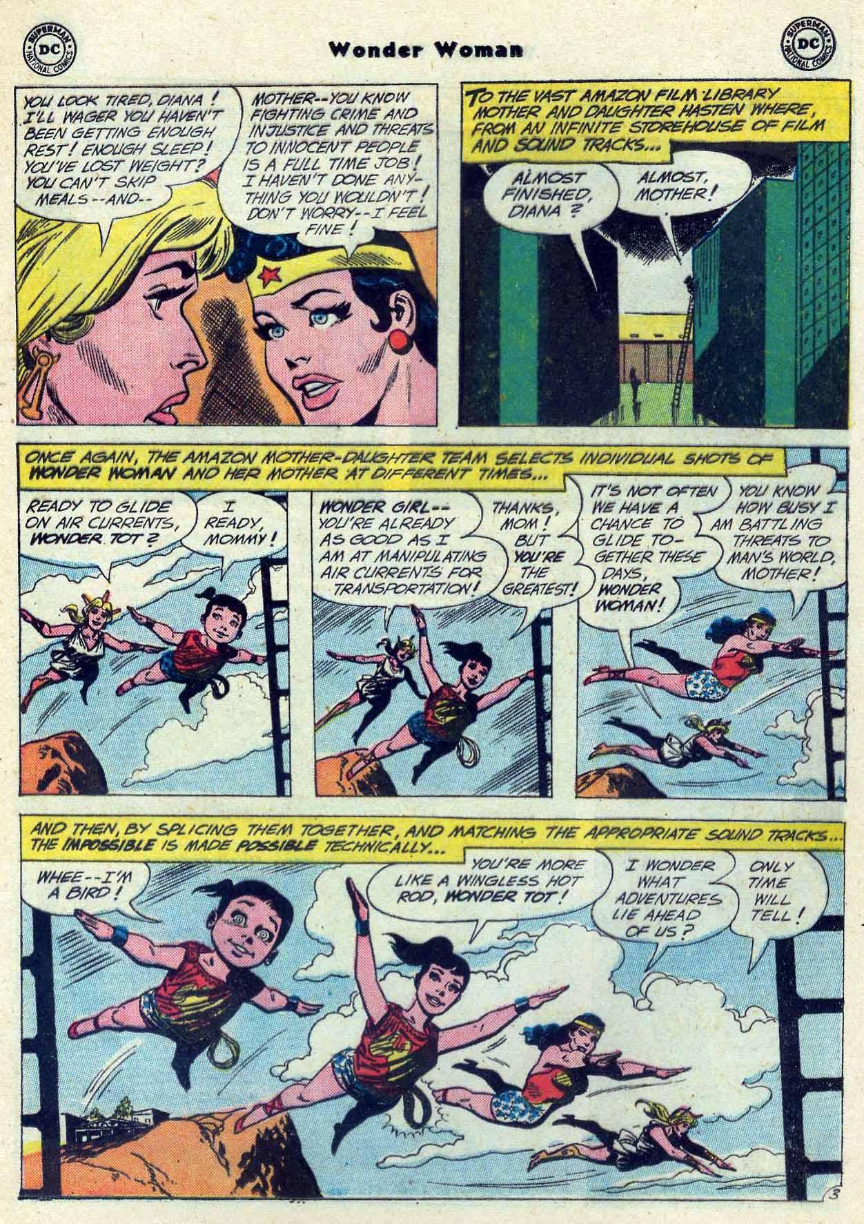 Read online Wonder Woman (1942) comic -  Issue #129 - 5