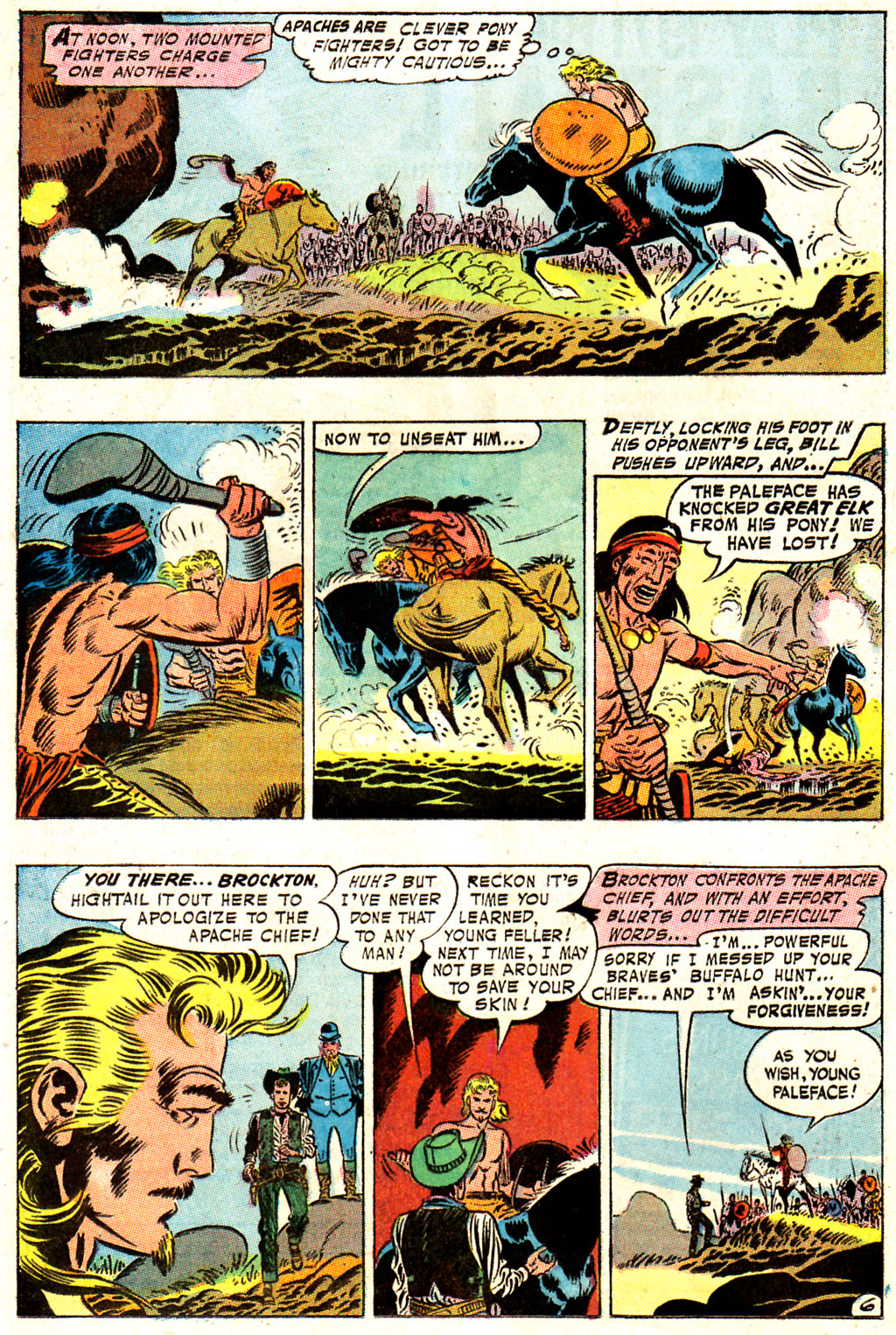 Read online All-Star Western (1970) comic -  Issue #7 - 34