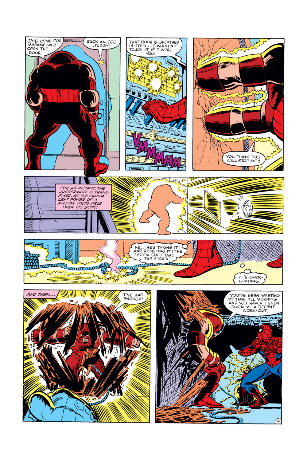 The Amazing Spider-Man (1963) 229 Page 20