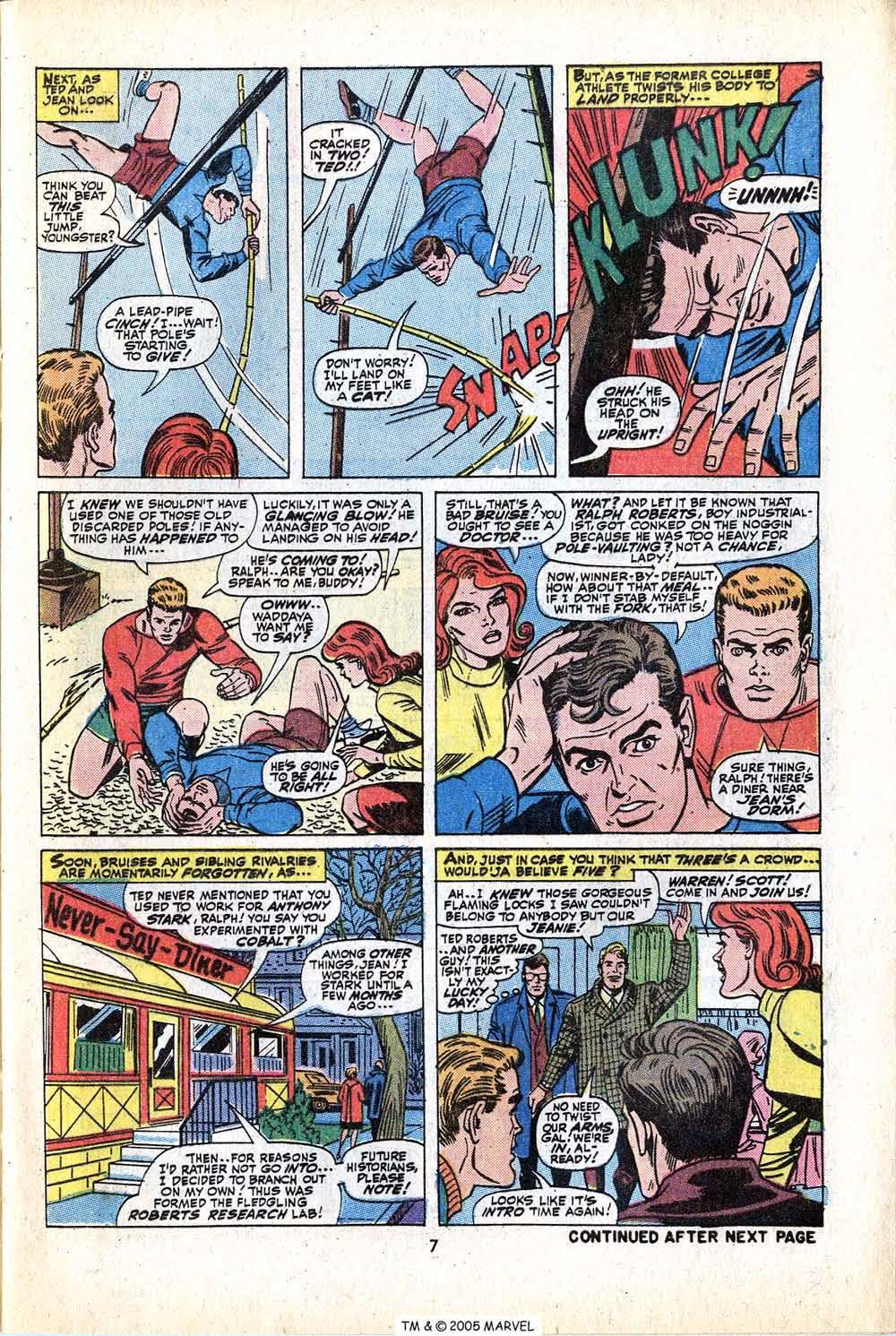 Uncanny X-Men (1963) 79 Page 8