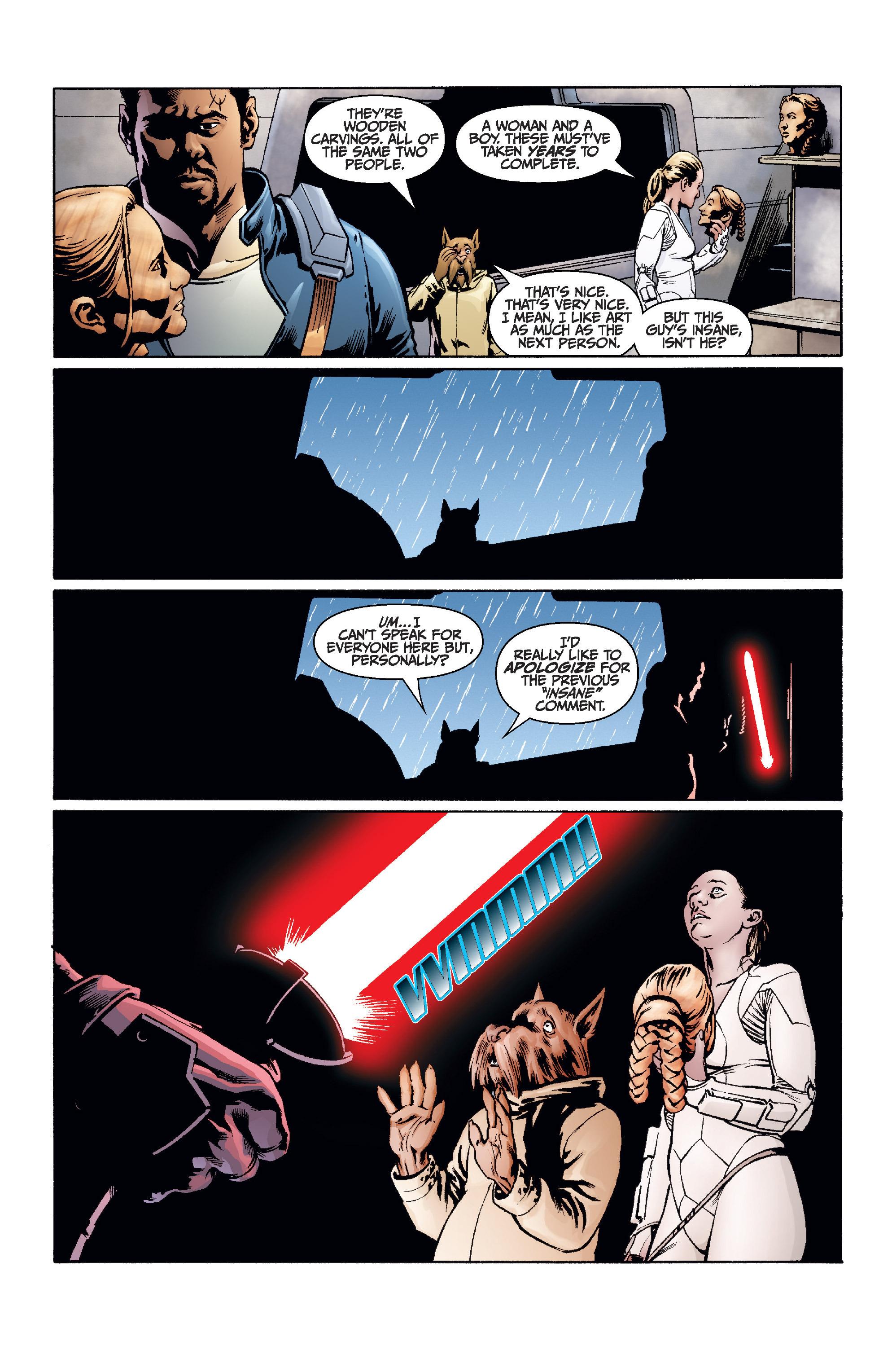 Read online Star Wars Omnibus comic -  Issue # Vol. 20 - 209