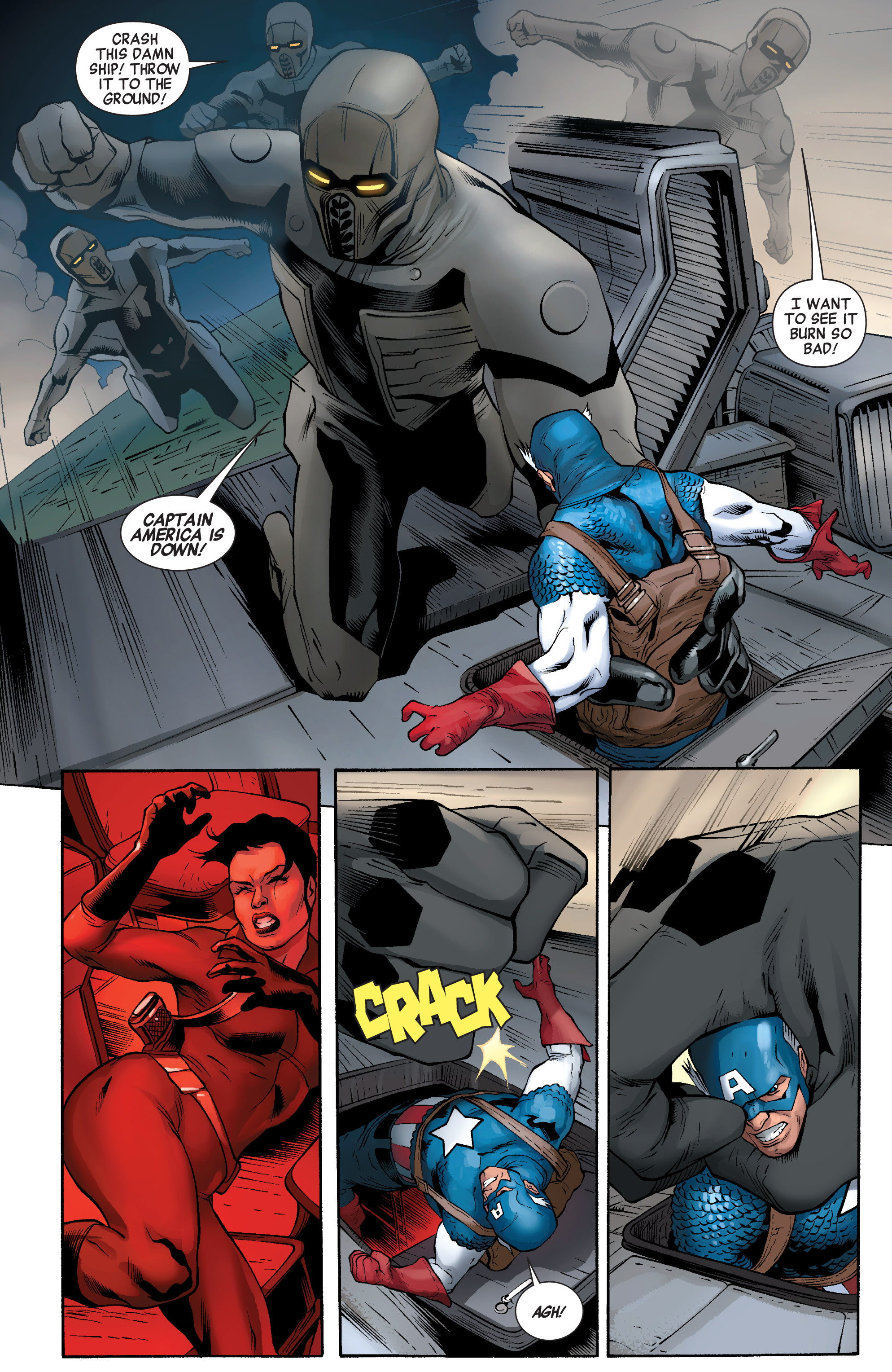 Read online Avengers (2010) comic -  Issue #21 - 17