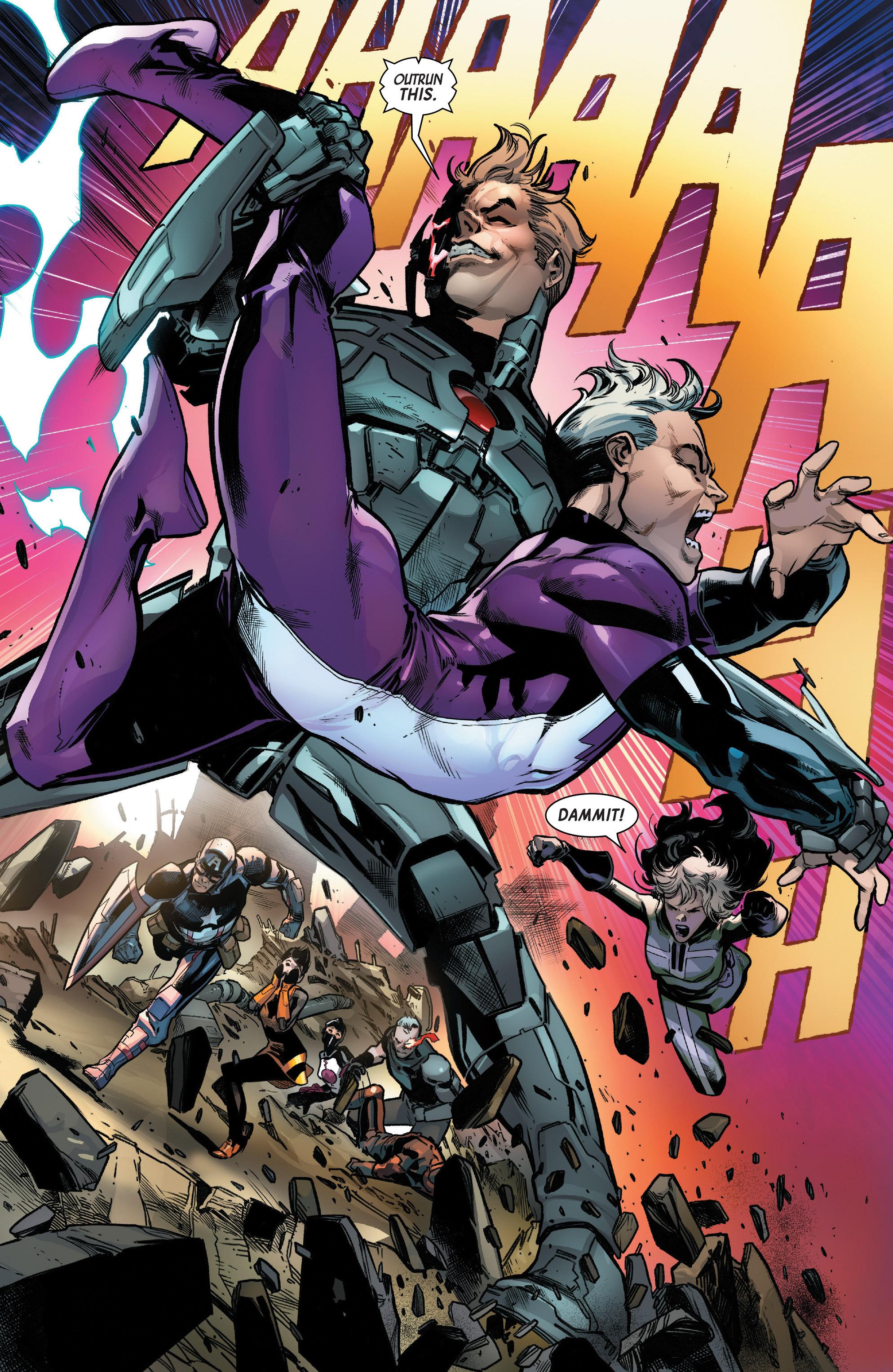 Read online Uncanny Avengers [II] comic -  Issue #11 - 14