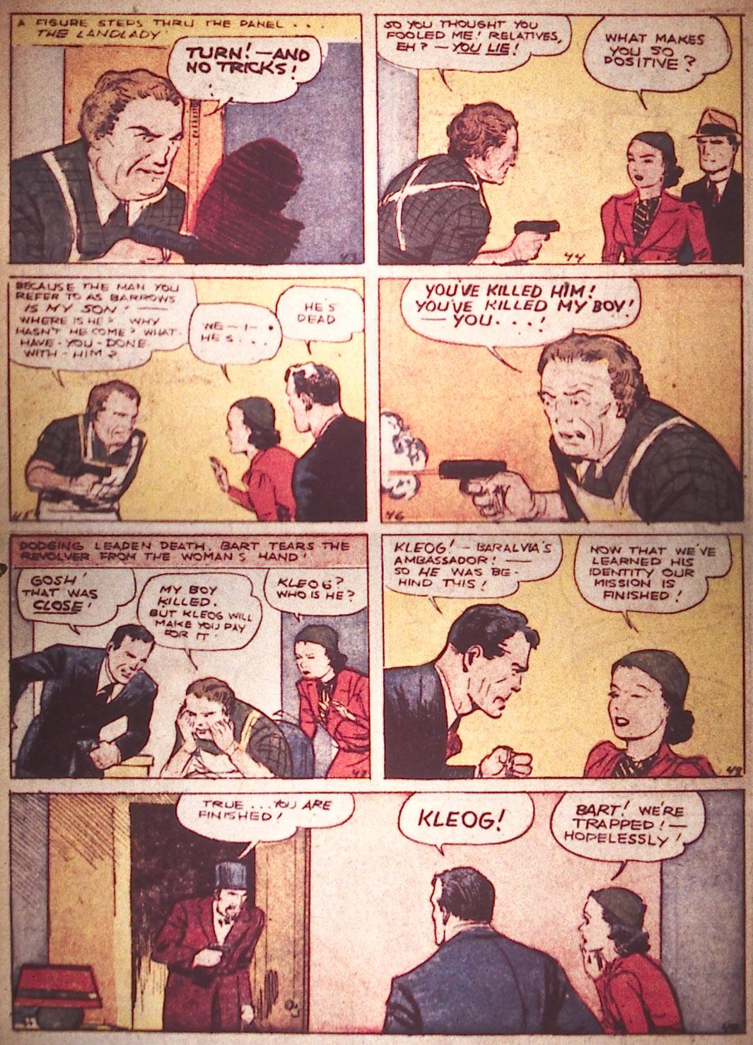Read online Detective Comics (1937) comic -  Issue #16 - 42