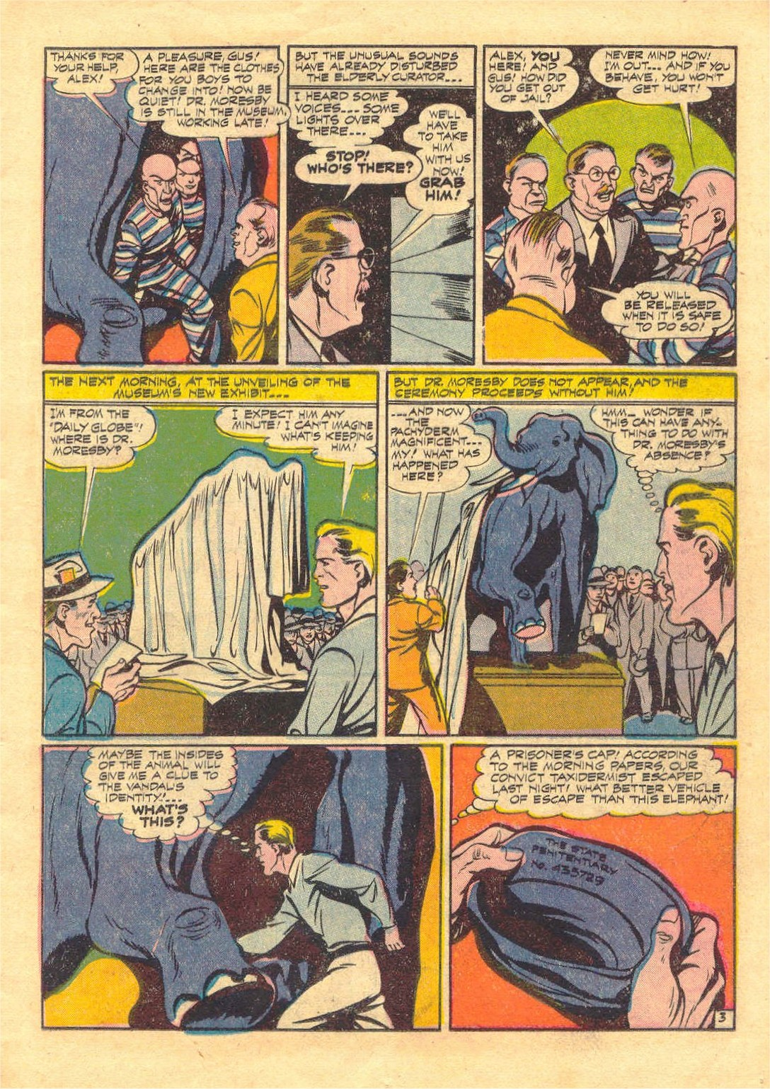 Read online Adventure Comics (1938) comic -  Issue #87 - 23
