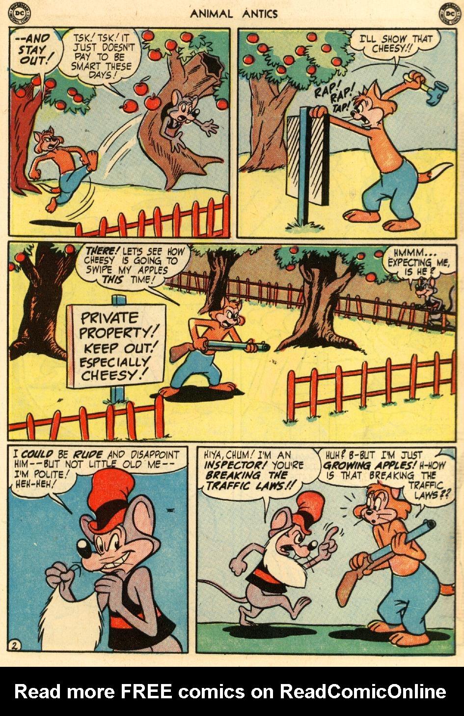 Read online Animal Antics comic -  Issue #29 - 11