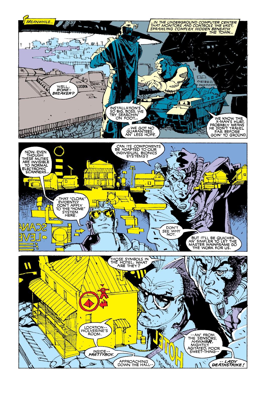 Uncanny X-Men (1963) issue 252 - Page 12