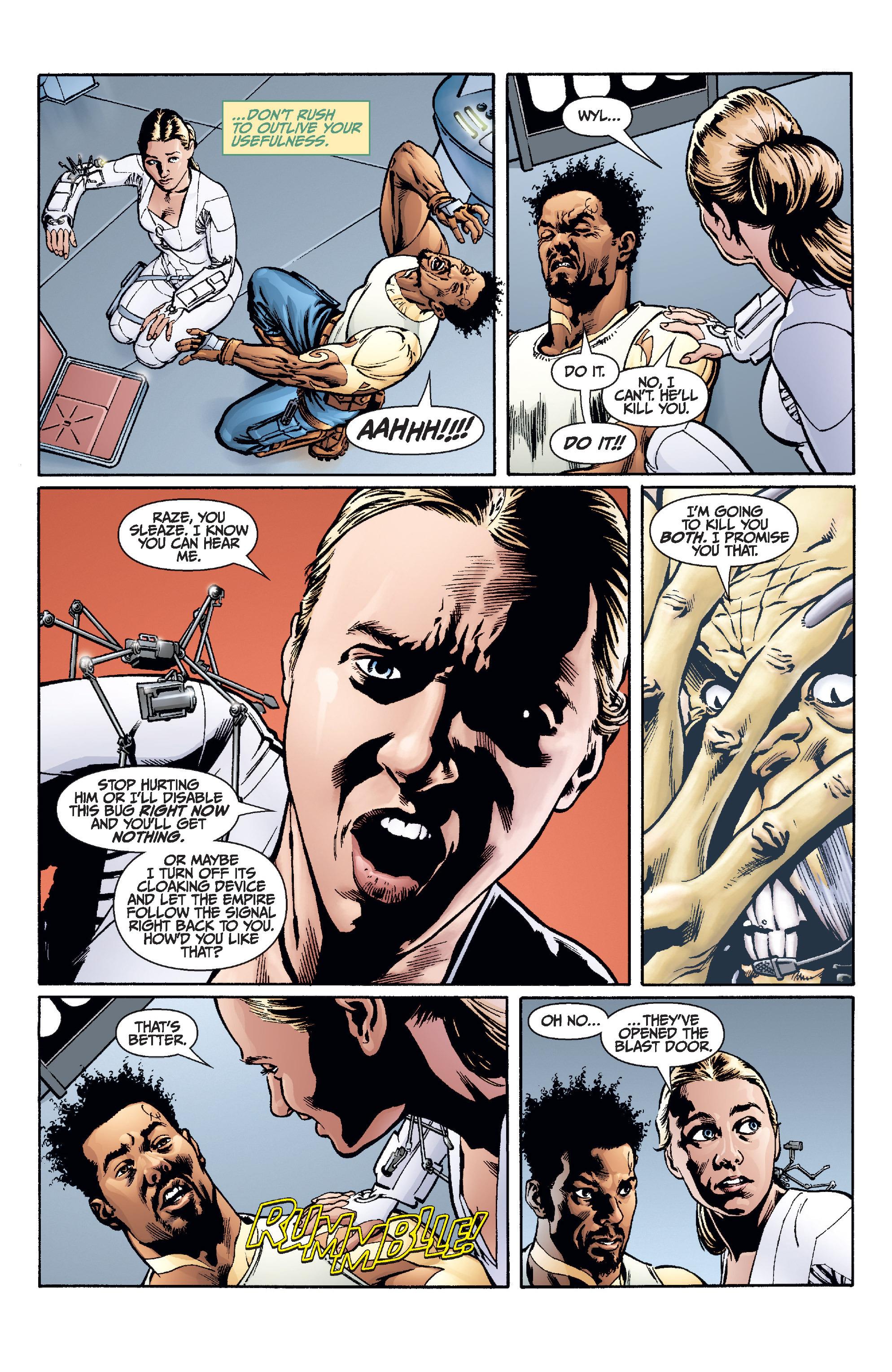 Read online Star Wars Omnibus comic -  Issue # Vol. 20 - 291