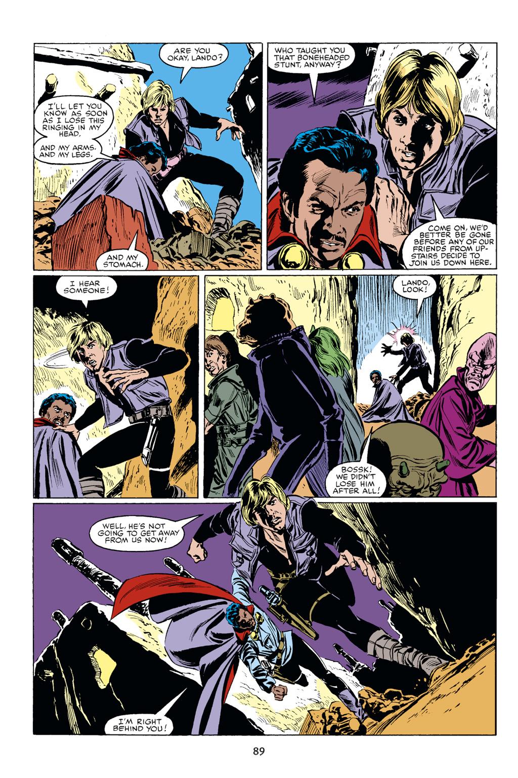 Read online Star Wars Omnibus comic -  Issue # Vol. 18 - 81