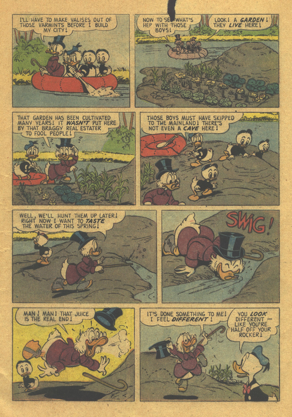 Read online Uncle Scrooge (1953) comic -  Issue #32 - 9