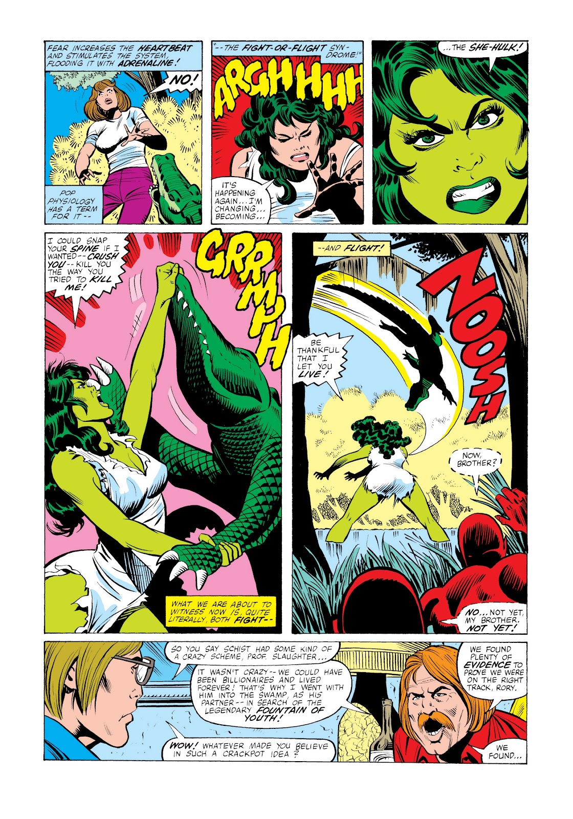 Marvel Masterworks: The Savage She-Hulk issue TPB_1_(Part_2) - Page 32