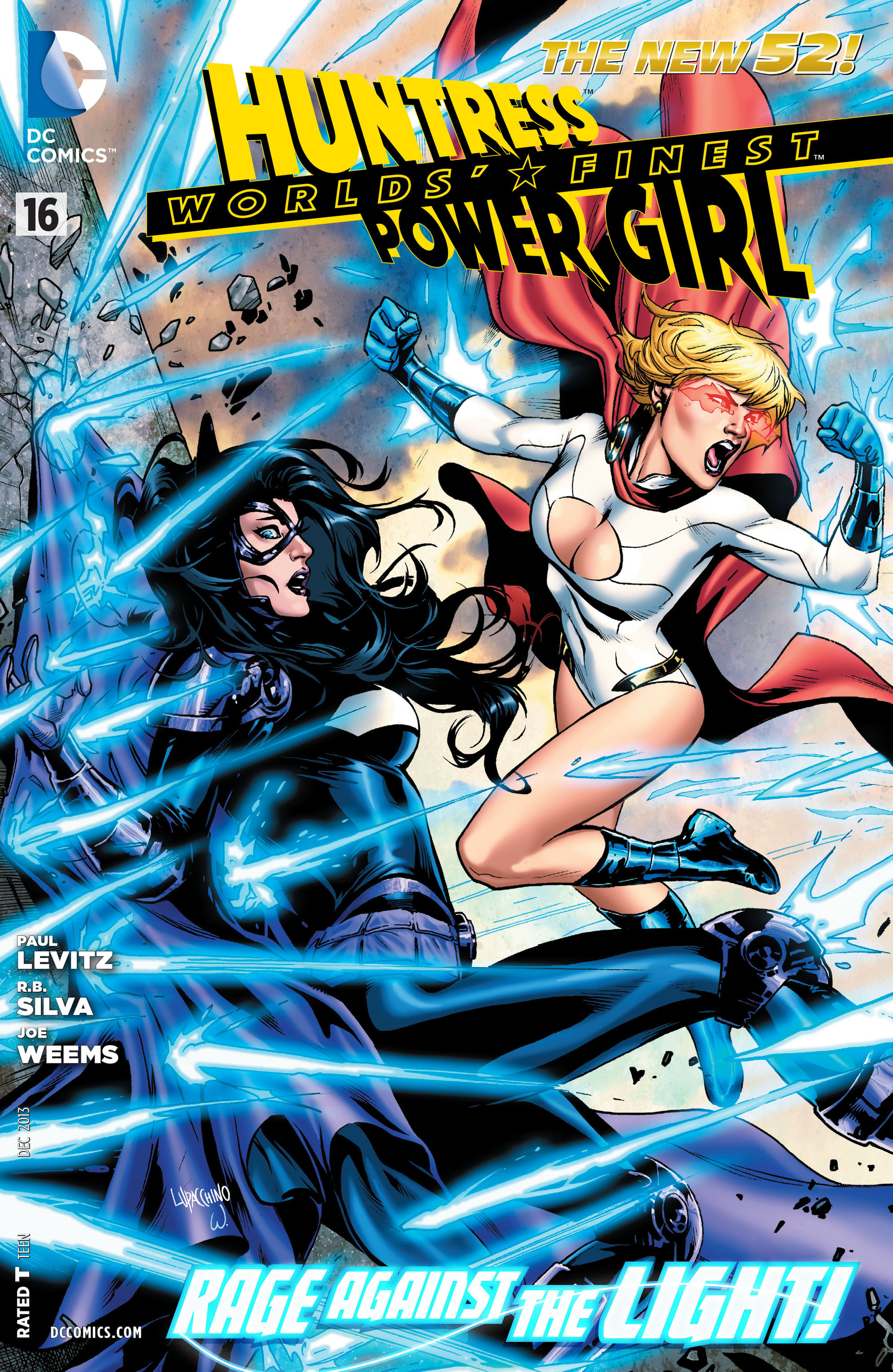 Read online Worlds' Finest comic -  Issue #16 - 1