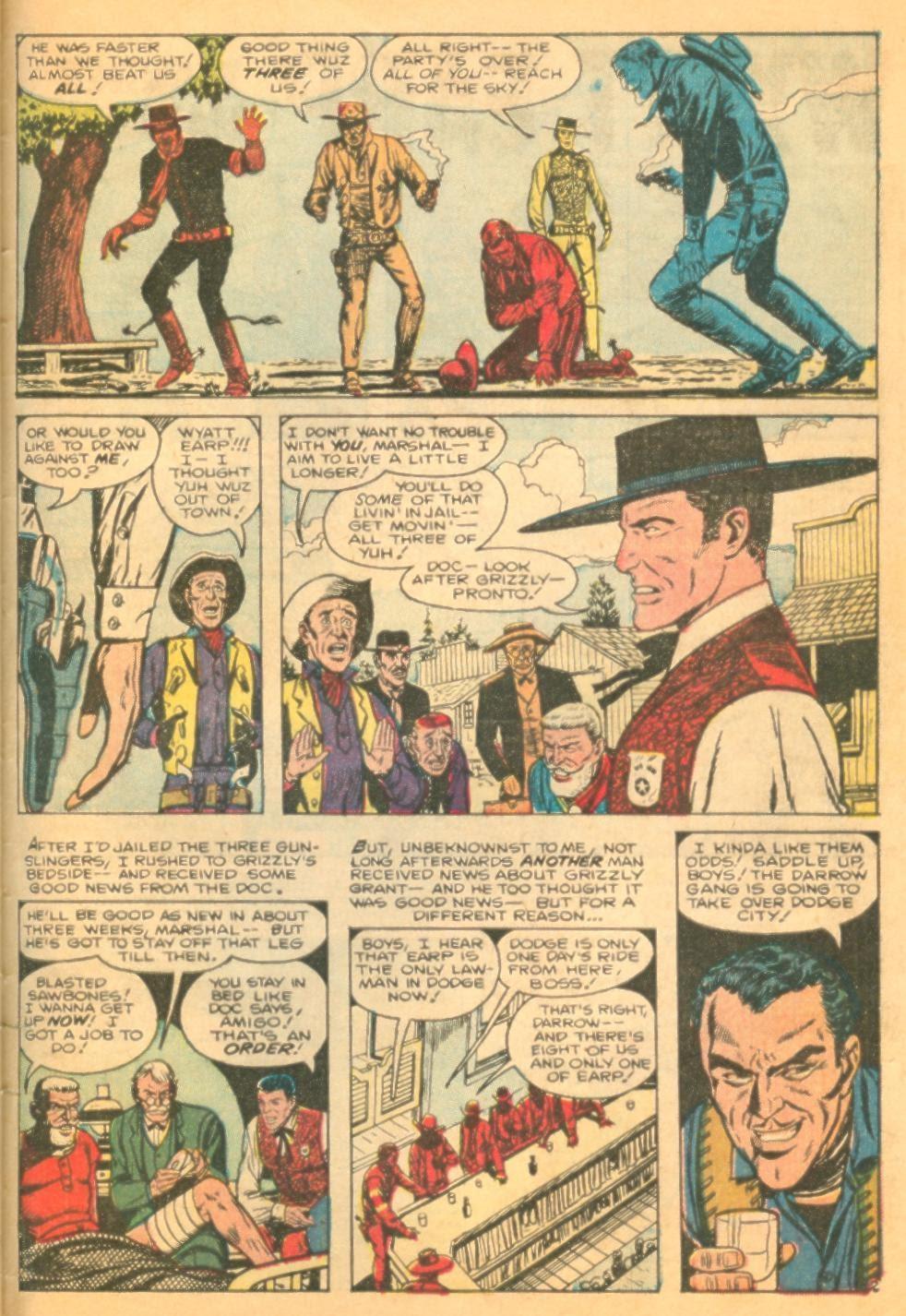 Wyatt Earp issue 21 - Page 29