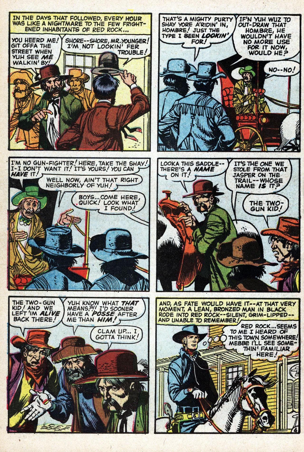 Read online Two-Gun Kid comic -  Issue #46 - 6