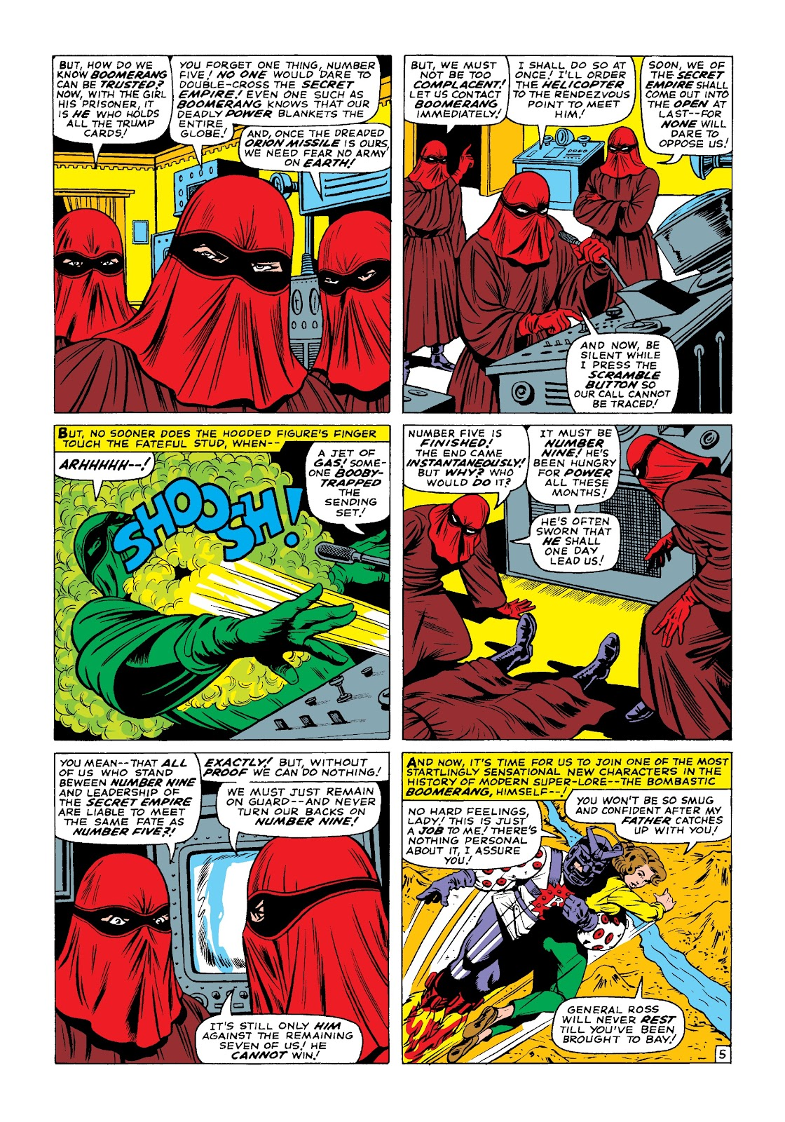 Read online Marvel Masterworks: The Incredible Hulk comic -  Issue # TPB 3 (Part 1) - 34