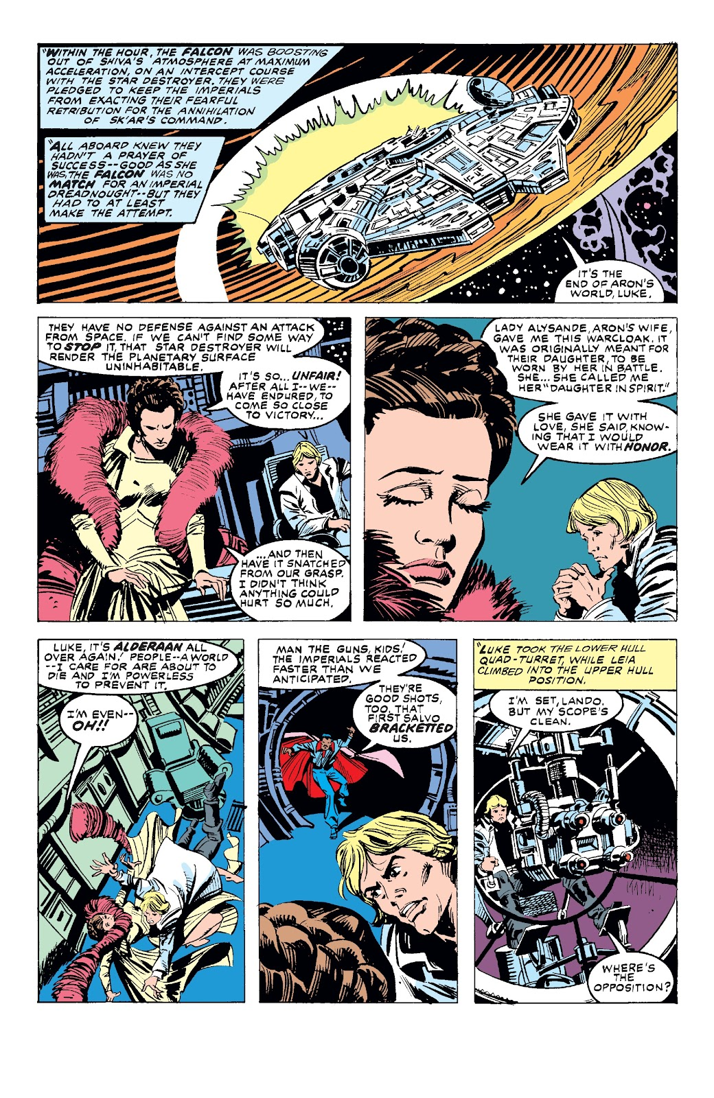 Read online Star Wars Legends: The Original Marvel Years - Epic Collection comic -  Issue # TPB 3 (Part 4) - 51