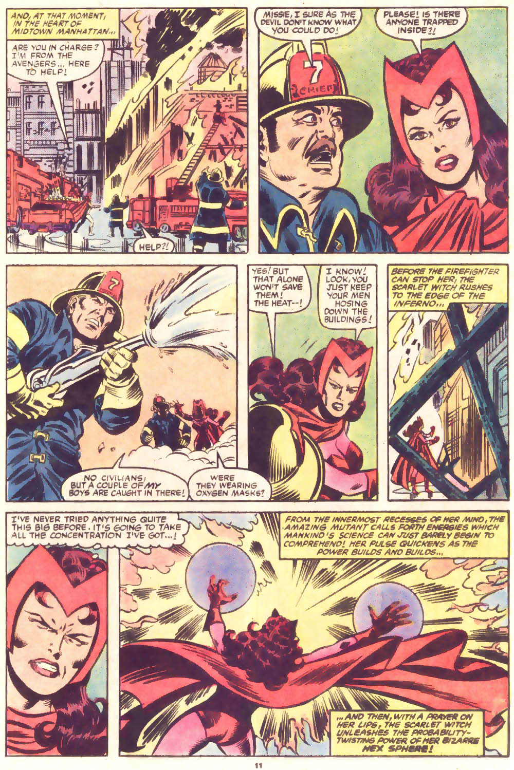 The Avengers (1963) 243 Page 11