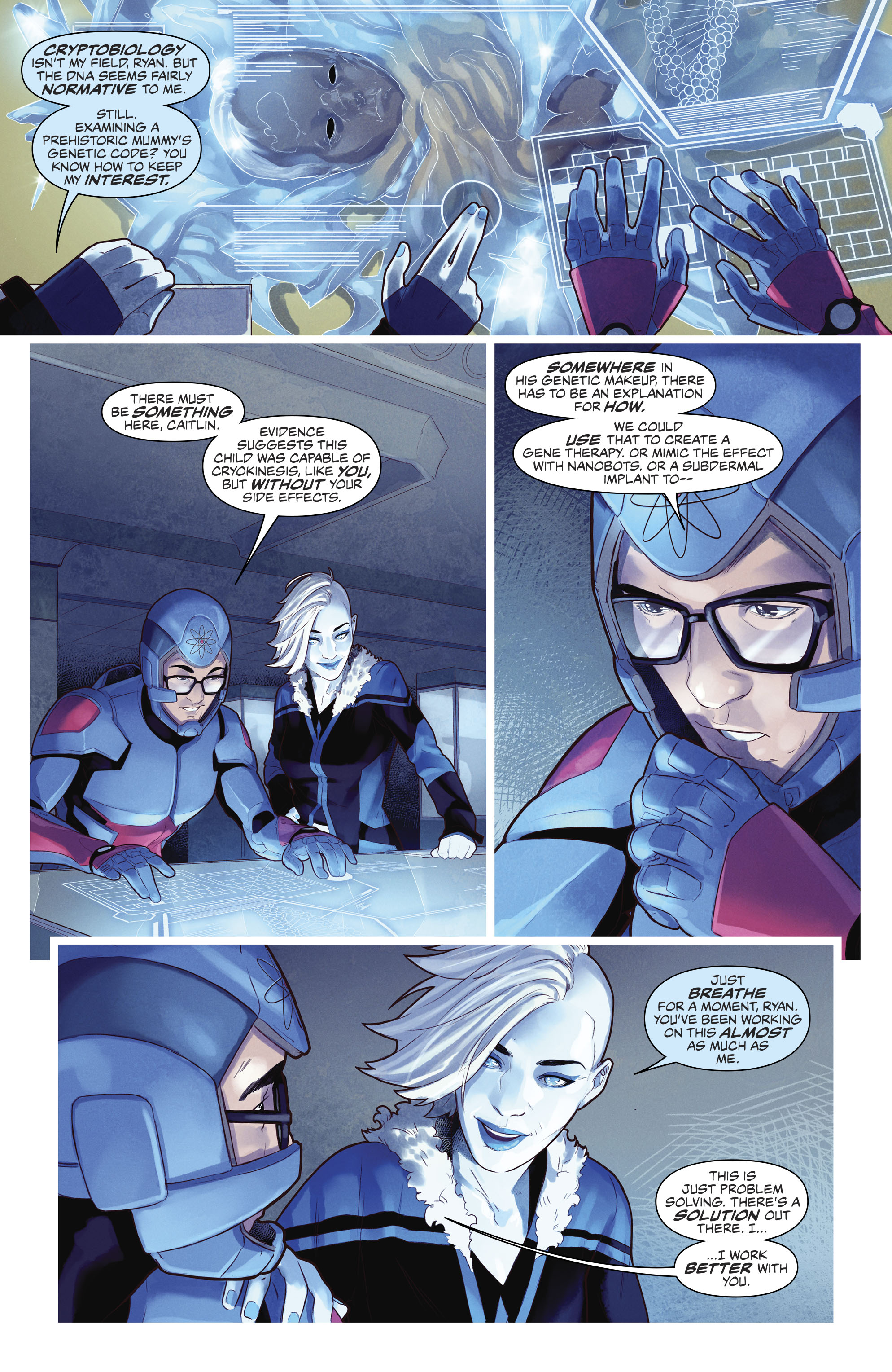 Read online Justice League of America (2017) comic -  Issue #7 - 8