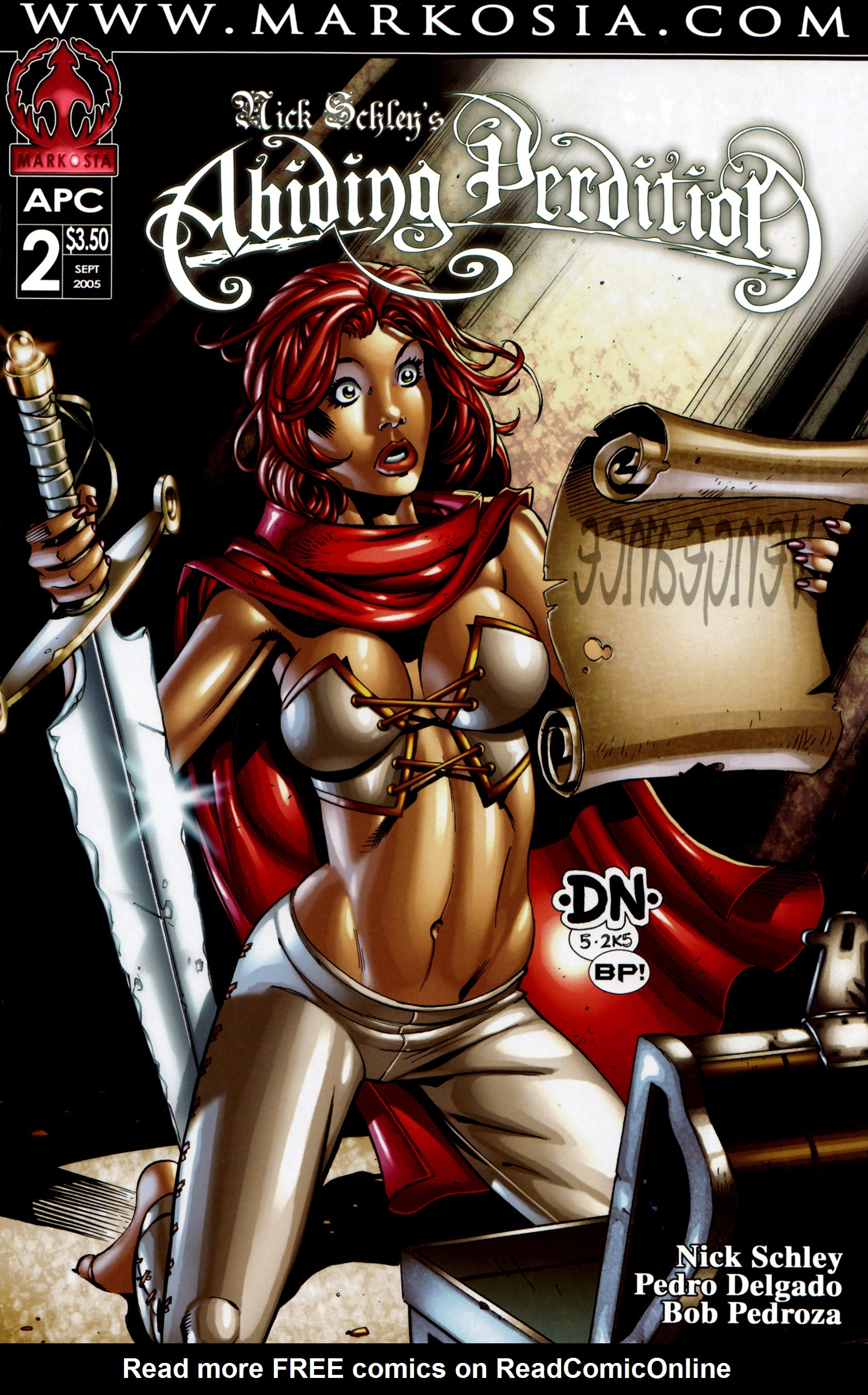 Read online Abiding Perdition comic -  Issue #2 - 2