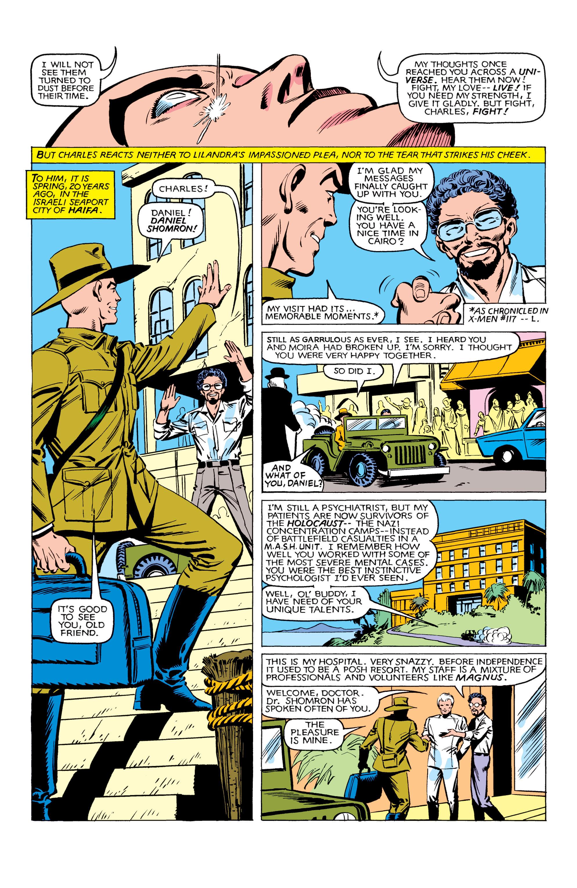 Read online Uncanny X-Men (1963) comic -  Issue #161 - 6