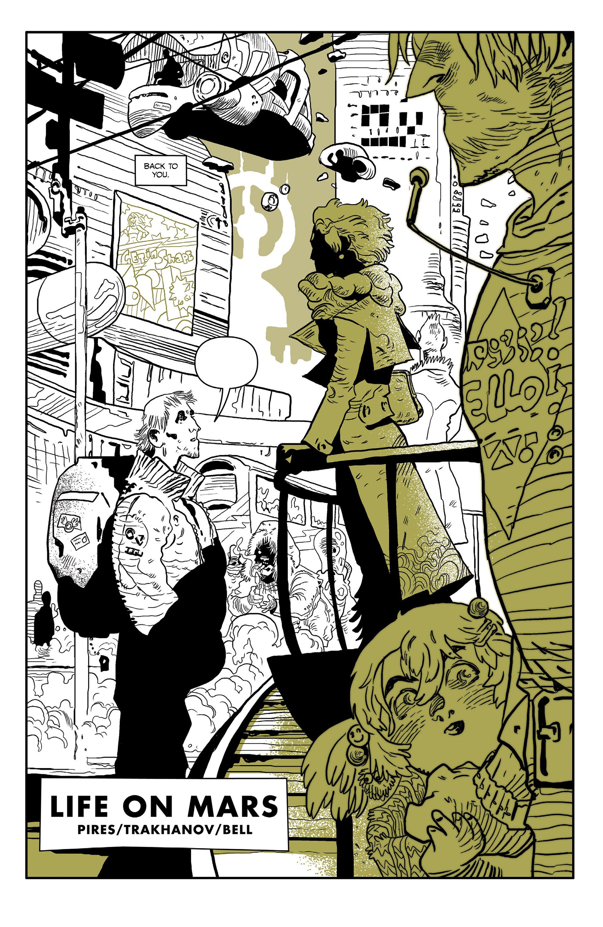 Read online Shutter comic -  Issue #6 - 29