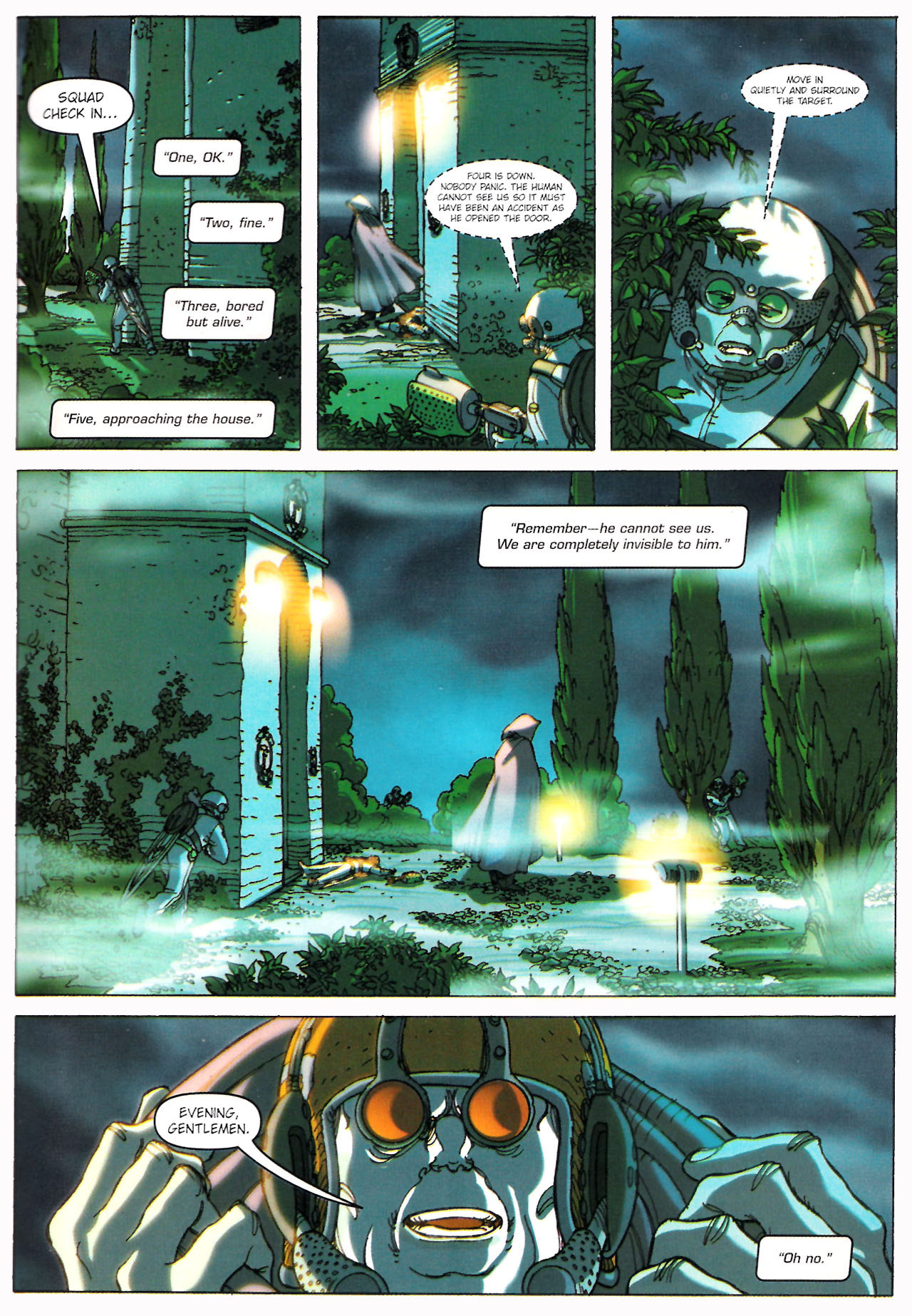 Read online Artemis Fowl: The Graphic Novel comic -  Issue #Artemis Fowl: The Graphic Novel Full - 56