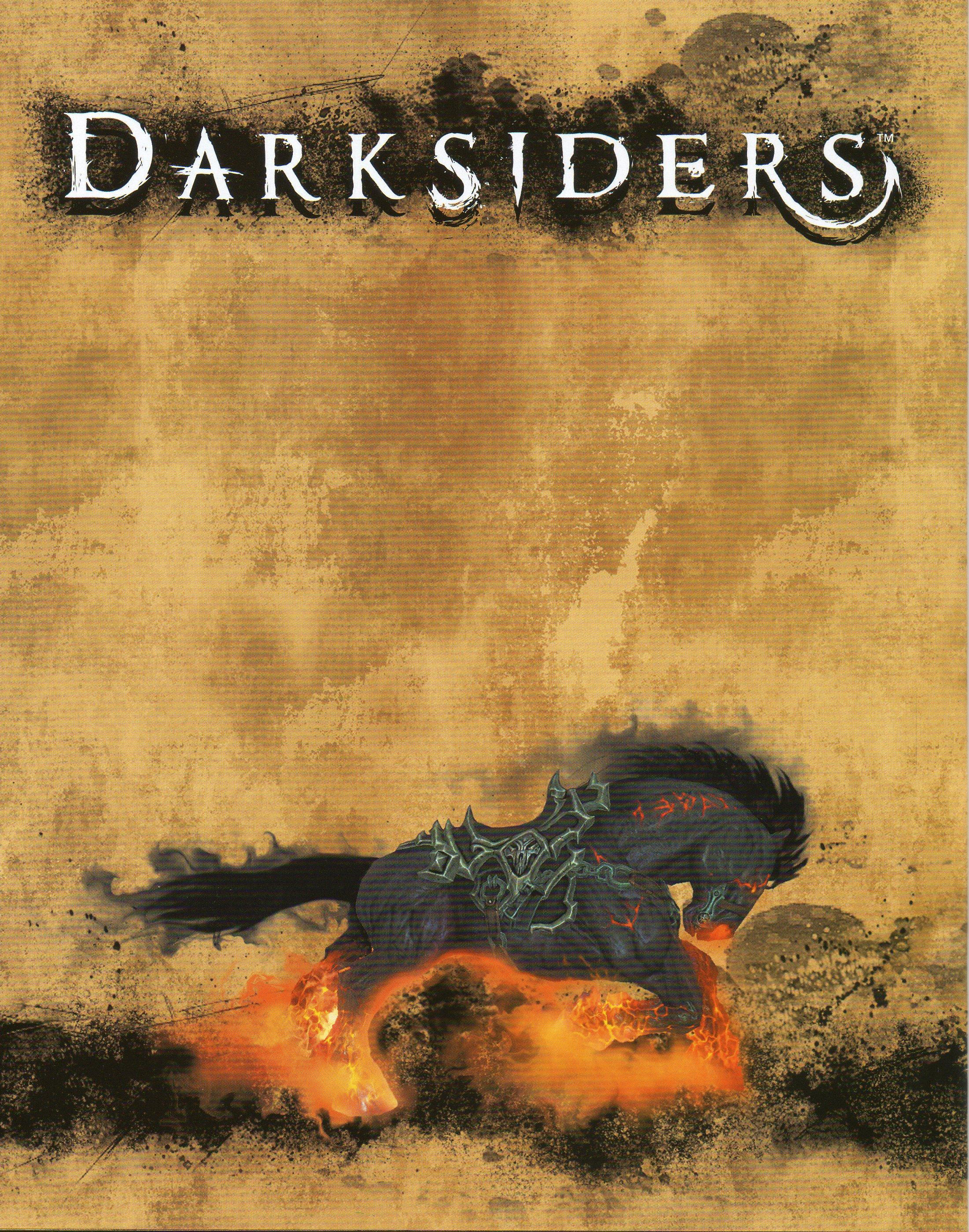 Read online Darksiders comic -  Issue # Full - 4