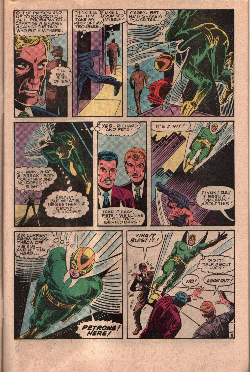 Read online The Fly (1983) comic -  Issue #7 - 4