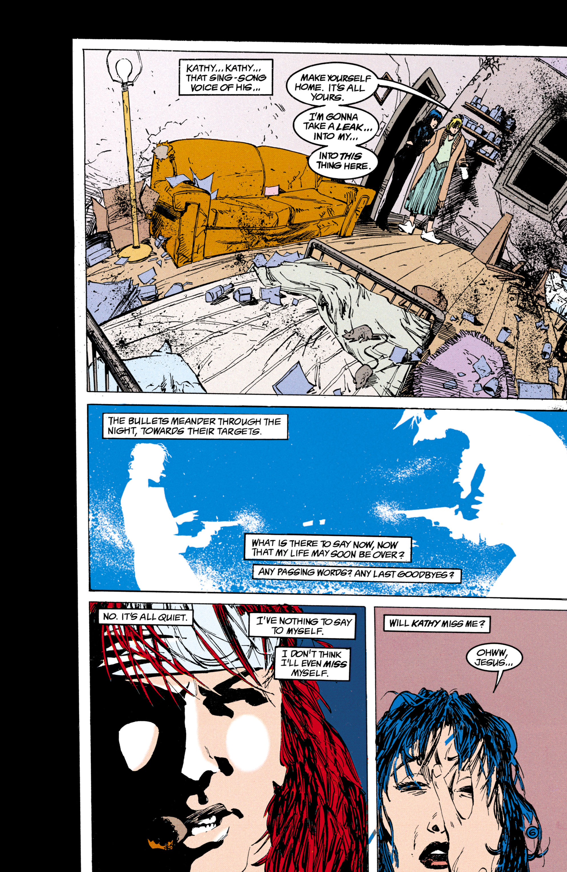 Read online Shade, the Changing Man comic -  Issue #17 - 7