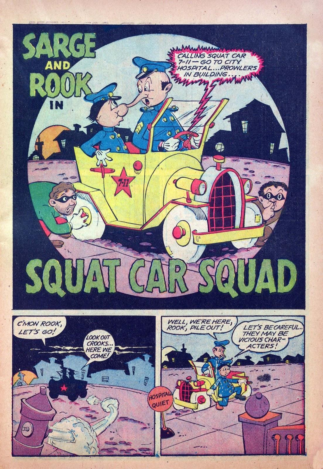 Read online Joker Comics comic -  Issue #12 - 21