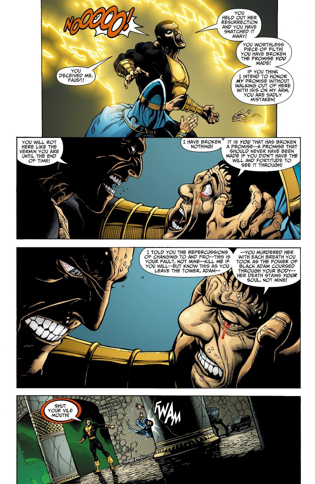 Black Adam: The Dark Age issue 6 - Page 17