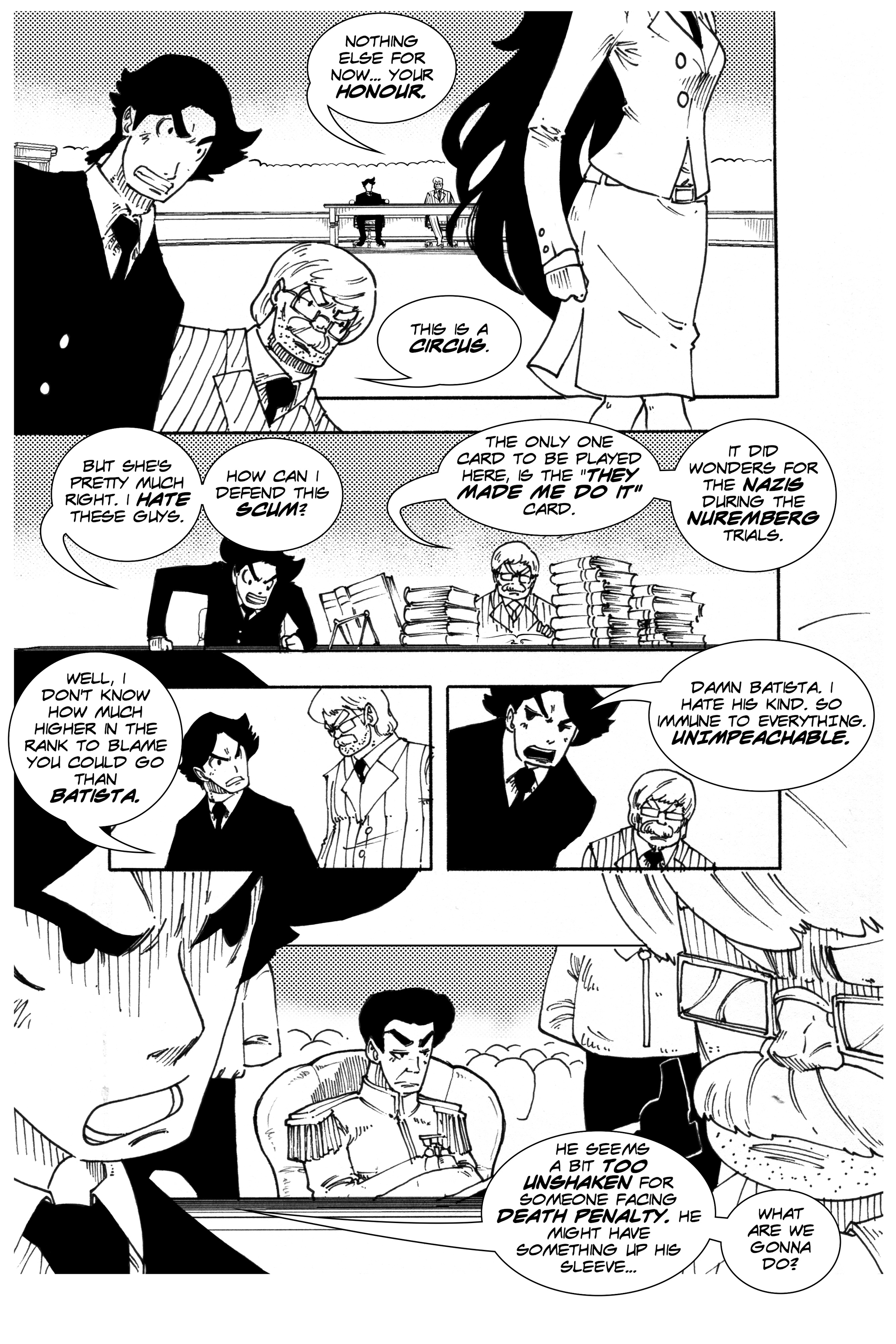 Read online Silvertongue 30xx Vol. 3 comic -  Issue # Full - 33
