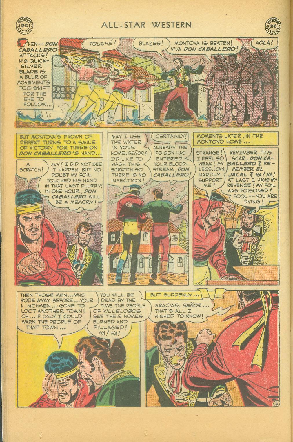 Read online All-Star Western (1951) comic -  Issue #61 - 20
