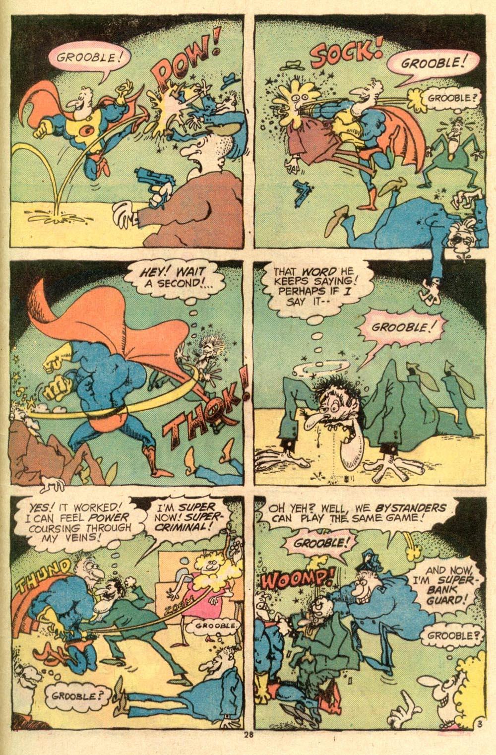 Read online Plop! comic -  Issue #10 - 29