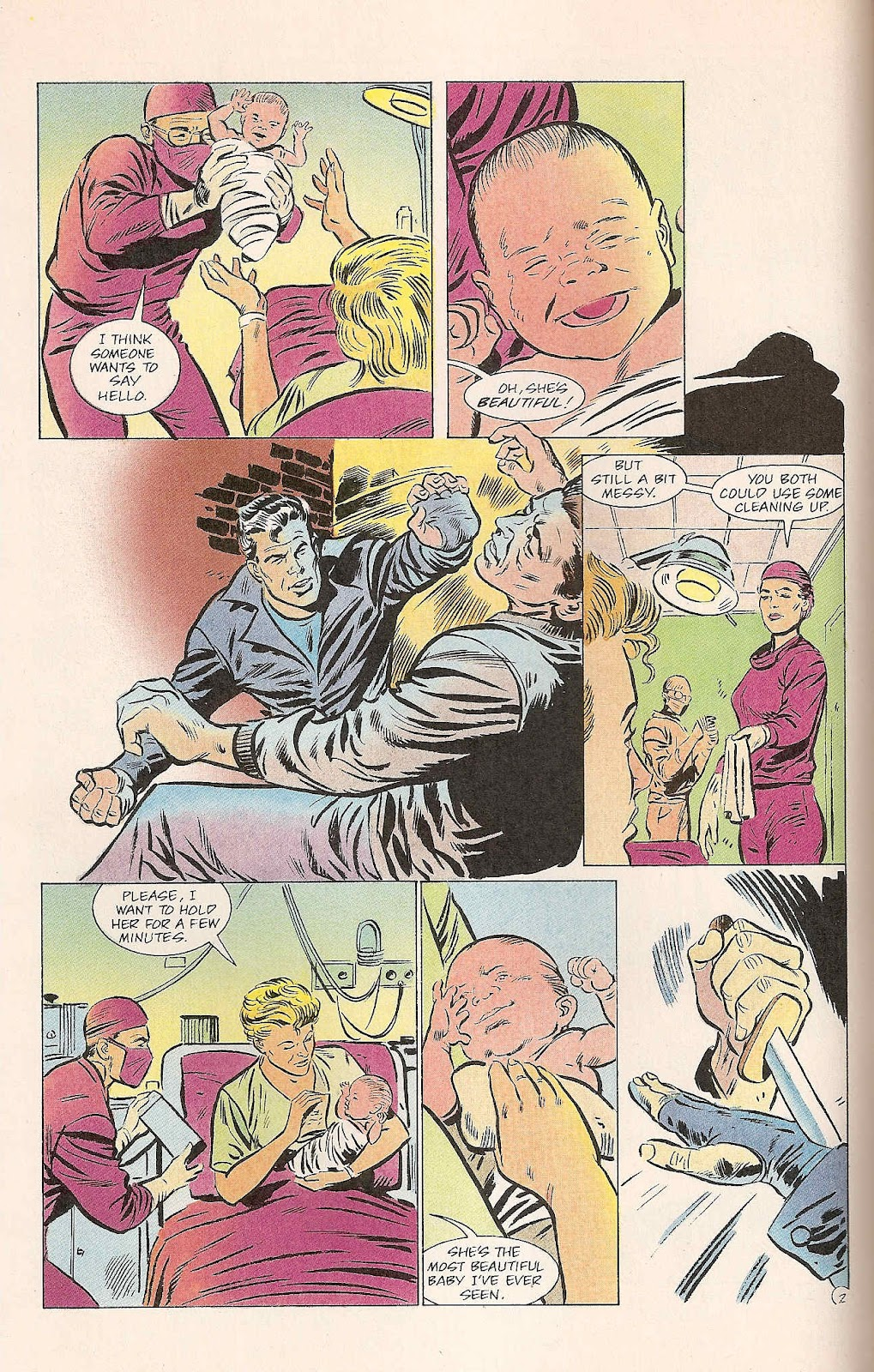 Sable issue 25 - Page 4