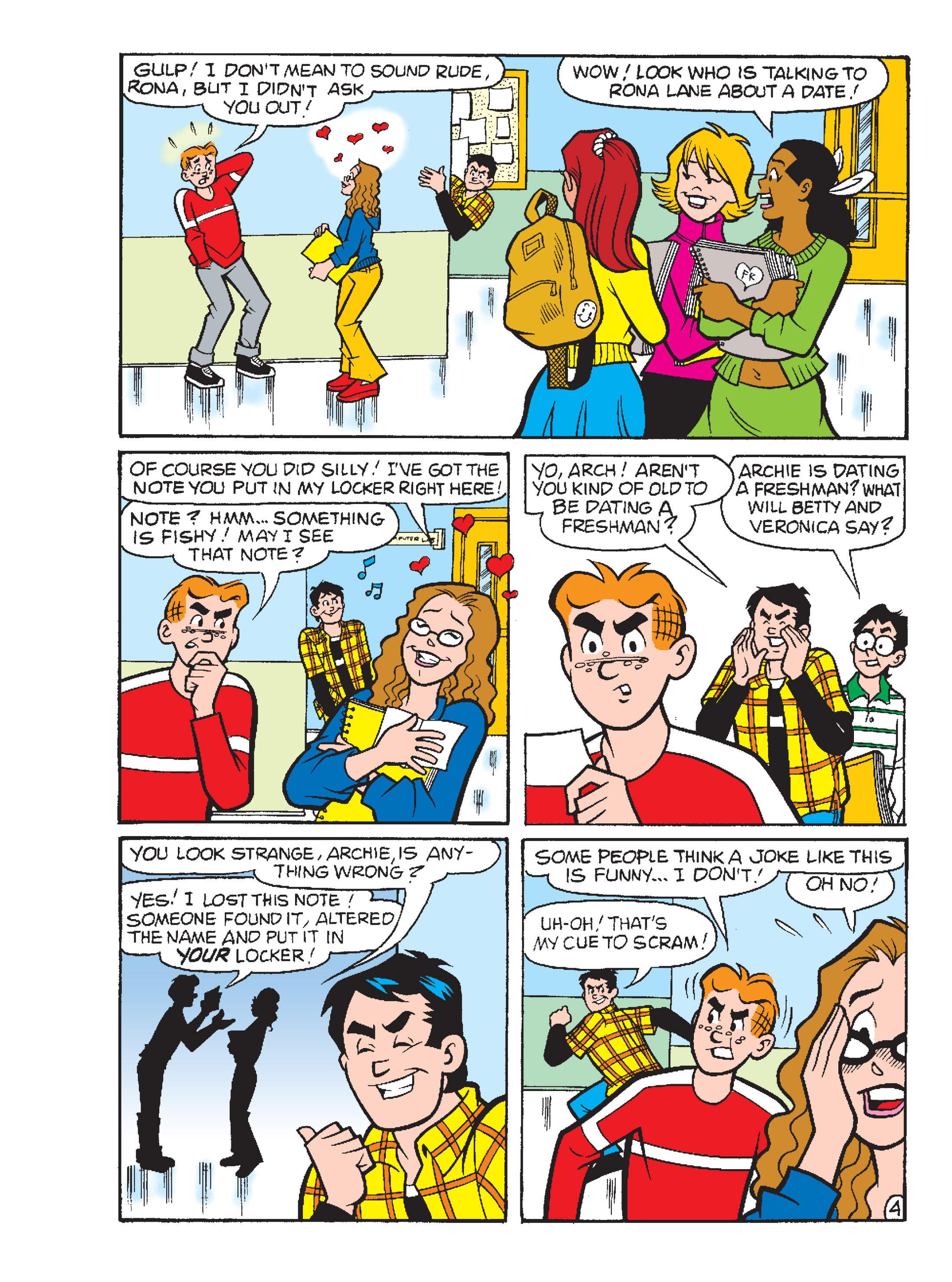 Read online Archie 1000 Page Comics Blowout! comic -  Issue # TPB (Part 1) - 215