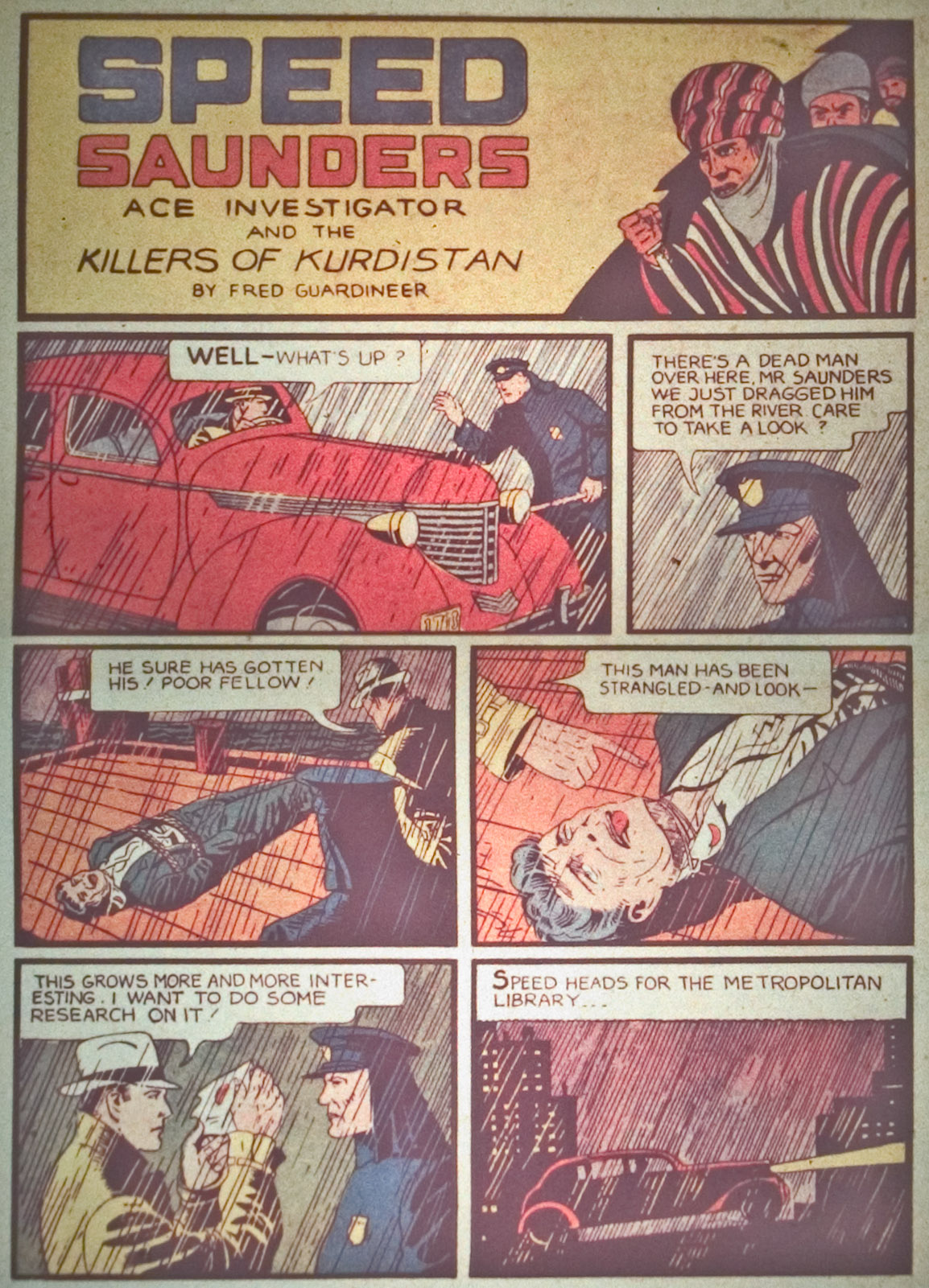 Read online Detective Comics (1937) comic -  Issue #27 - 11