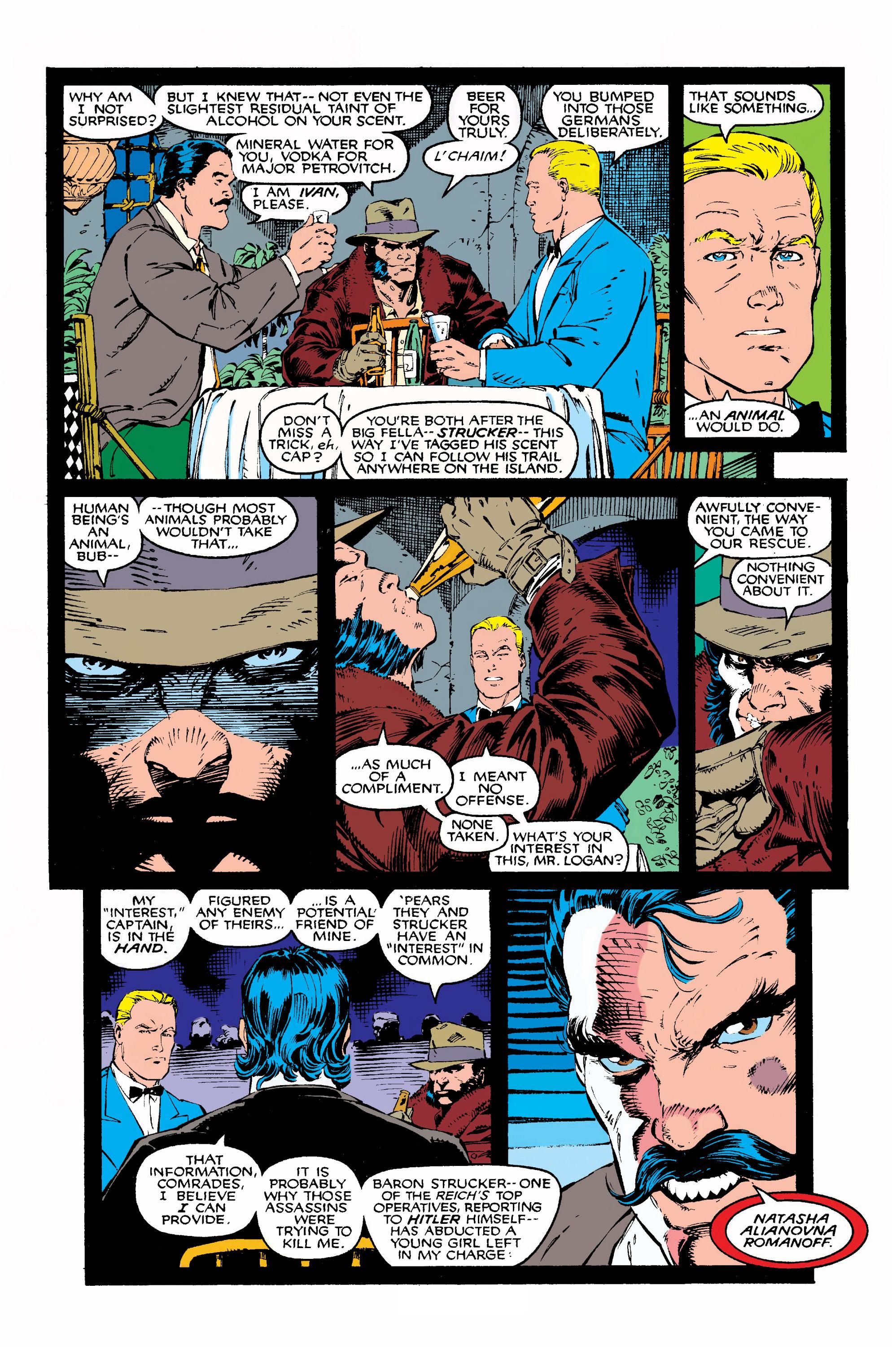 Read online Uncanny X-Men (1963) comic -  Issue #268 - 11