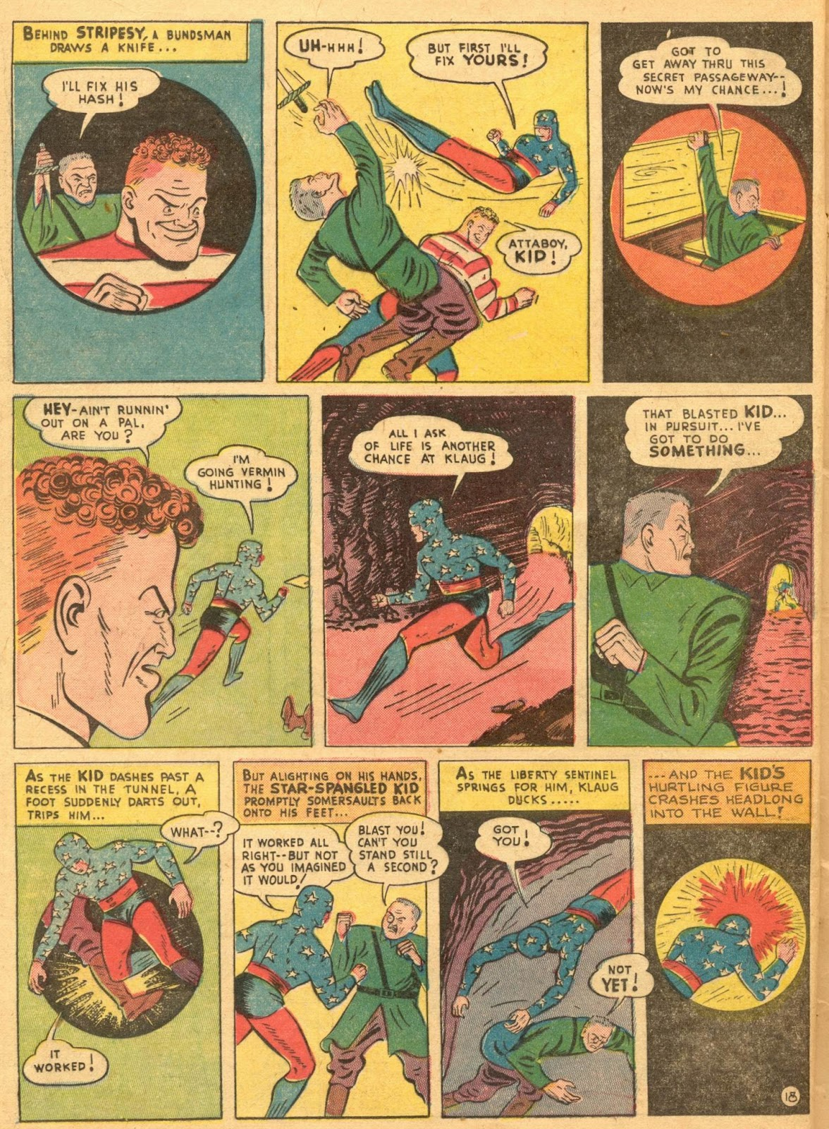 Star Spangled Comics (1941) issue 1 - Page 20