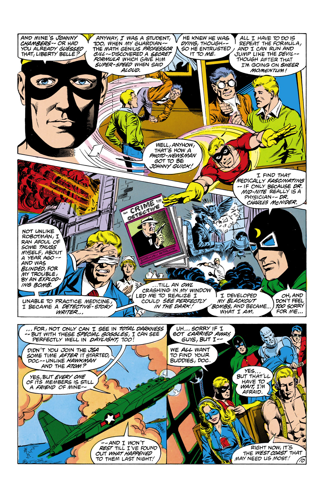 Read online All-Star Squadron comic -  Issue #2 - 11