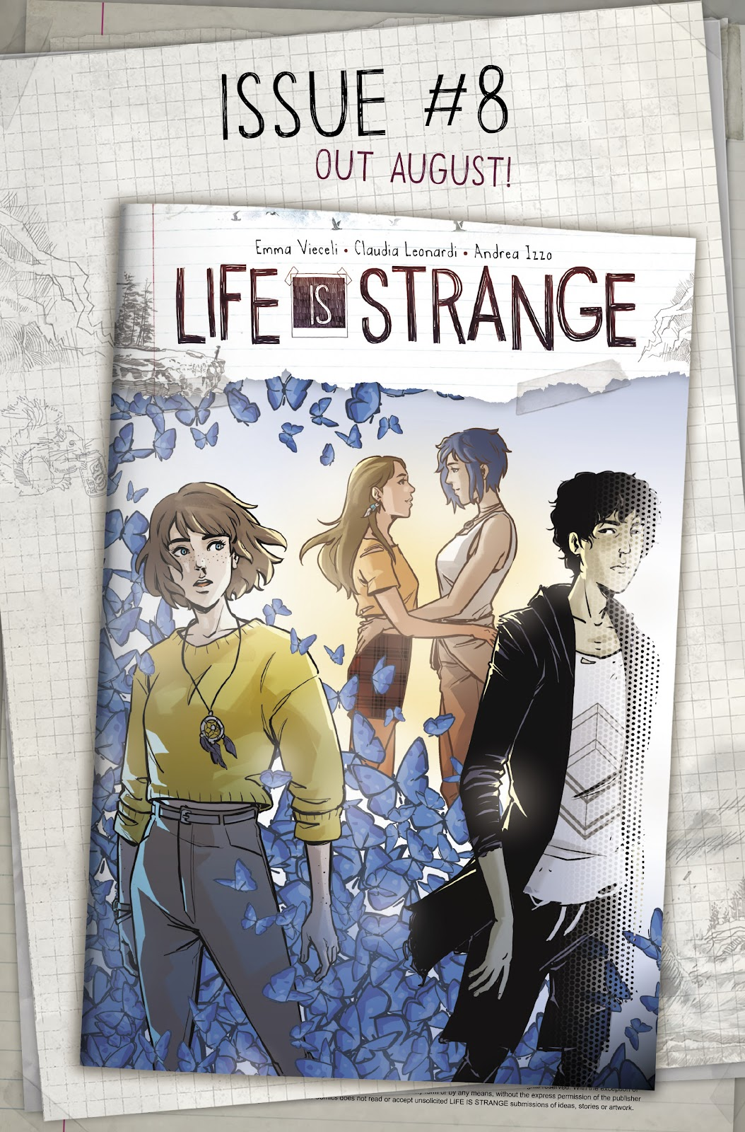 Read online Life is Strange comic -  Issue #7 - 30