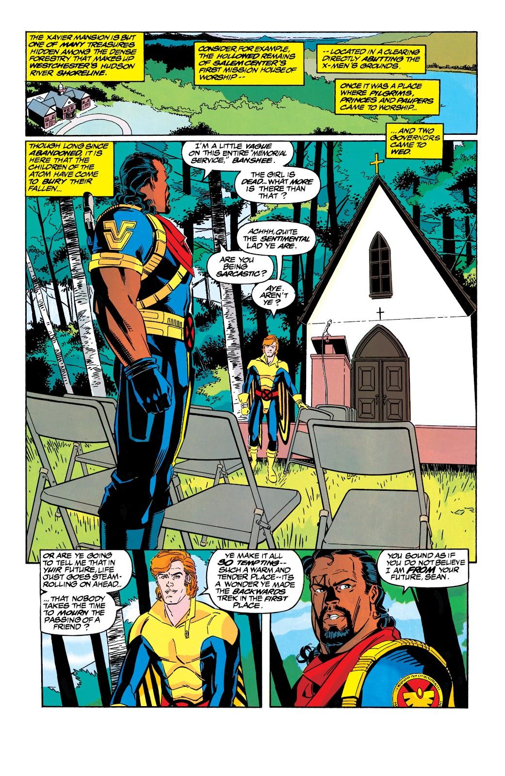 Uncanny X-Men (1963) issue 304 - Page 21