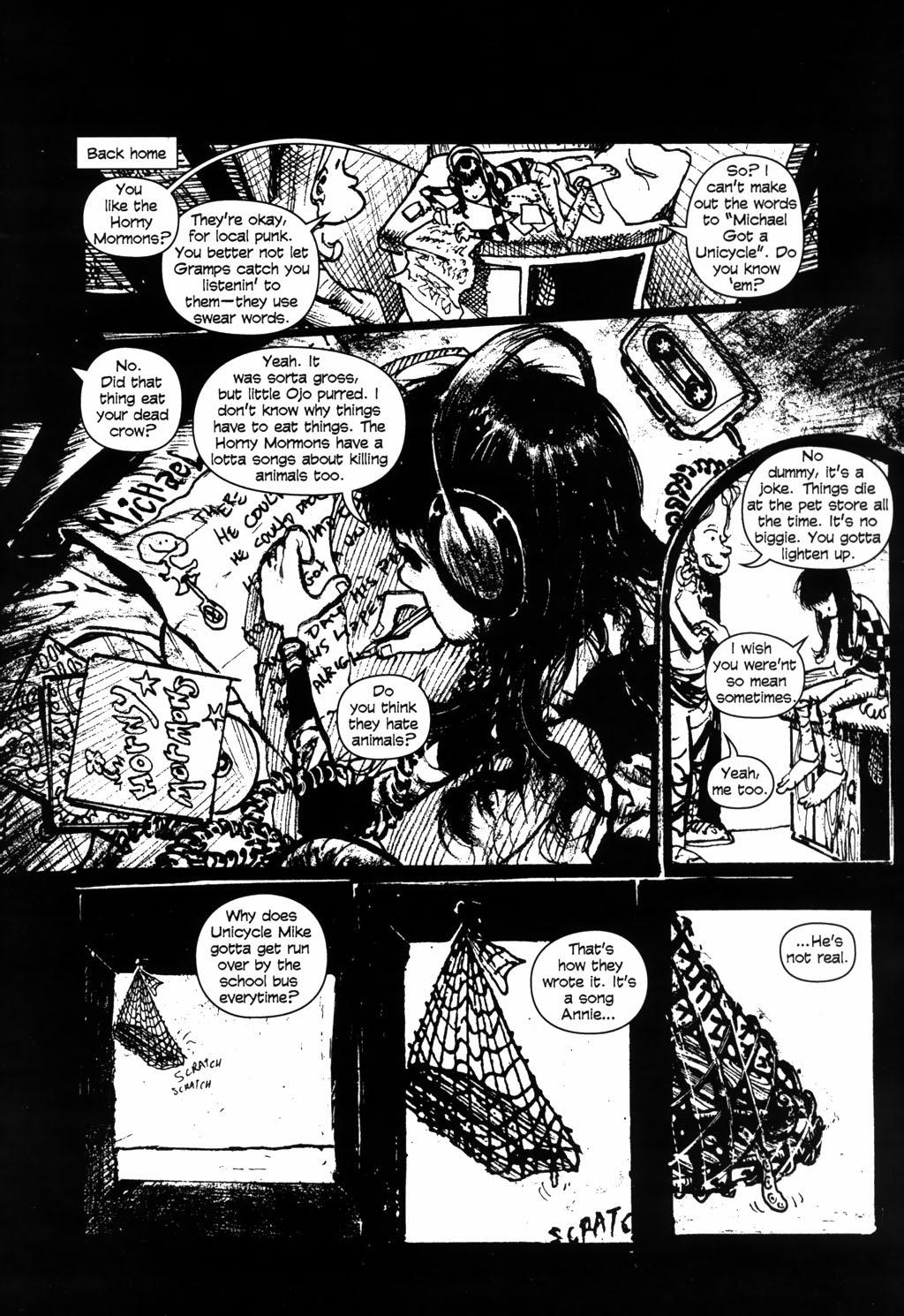 Read online Ojo comic -  Issue #2 - 10