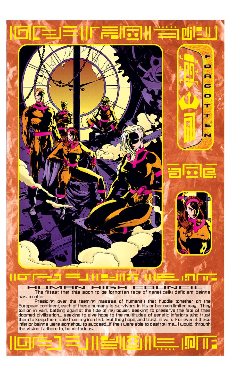 Read online Age of Apocalypse: The Chosen comic -  Issue #Age of Apocalypse: The Chosen Full - 15