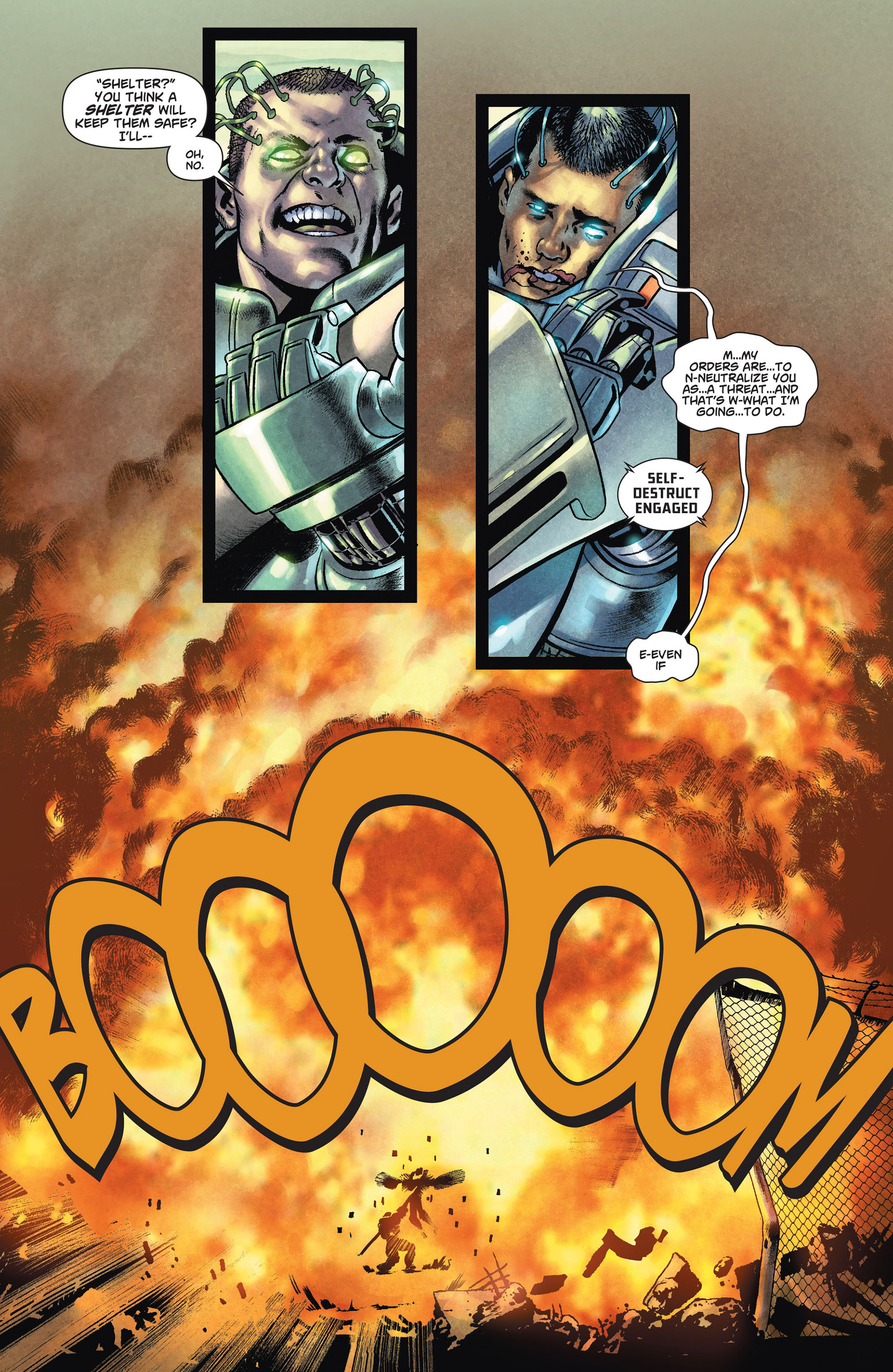 Read online Action Comics (2011) comic -  Issue #23.4 - 19