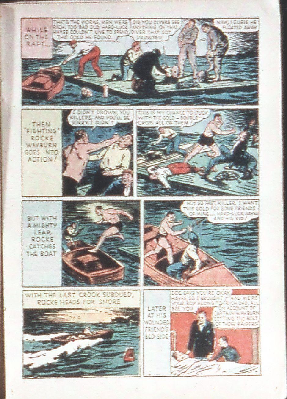 Read online Amazing Man Comics comic -  Issue #18 - 31