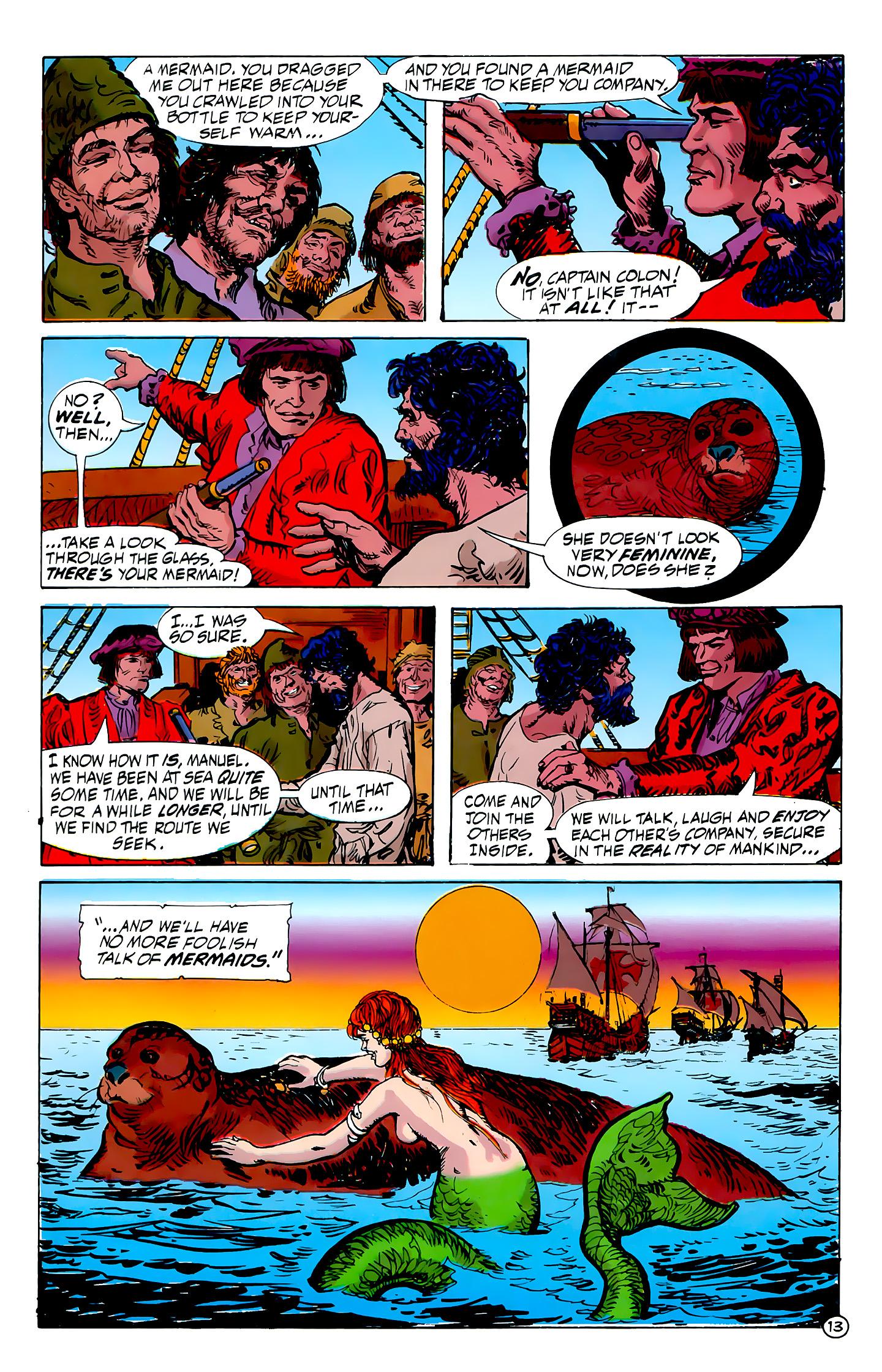Read online Atlantis Chronicles comic -  Issue #7 - 14