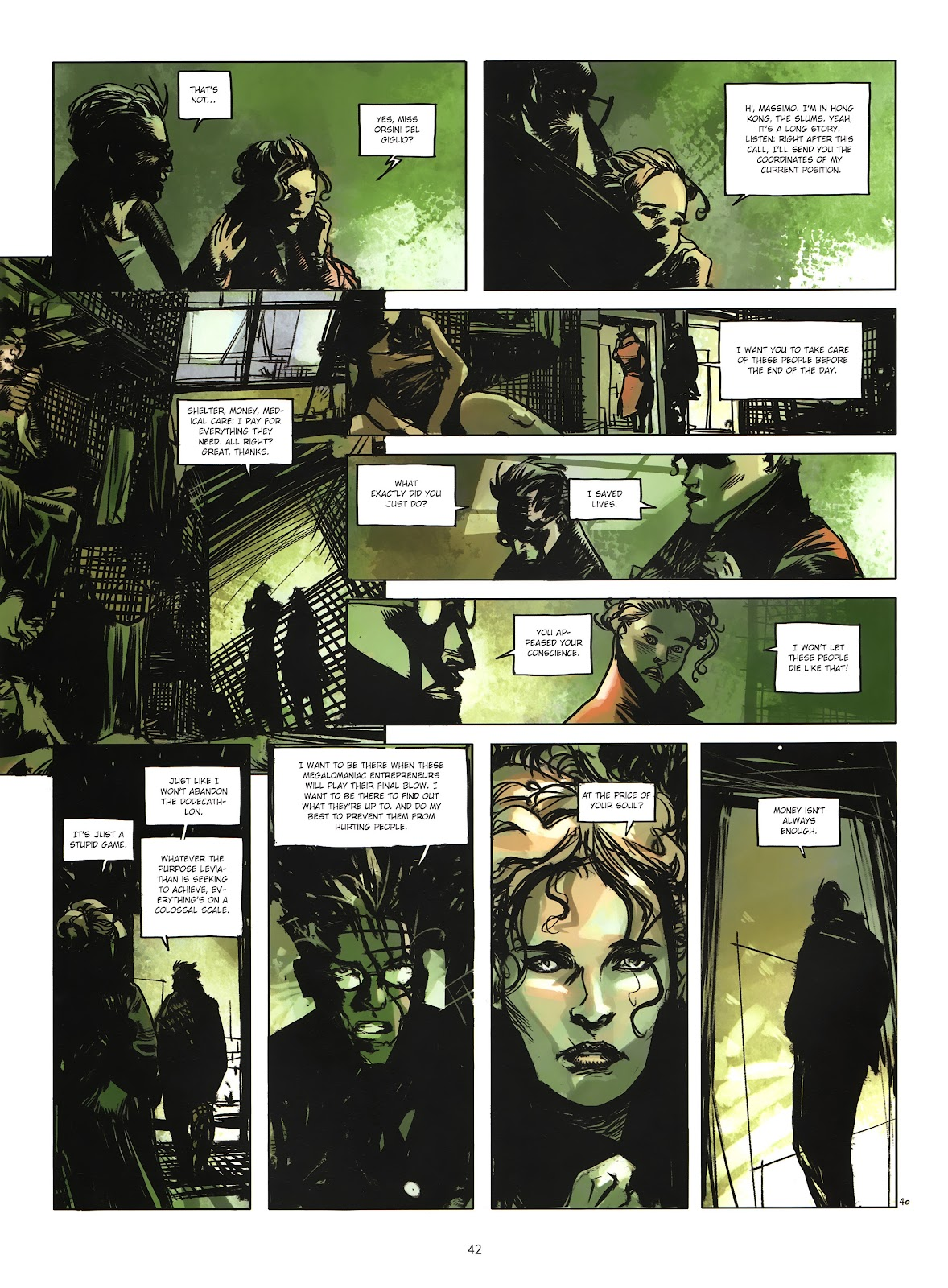 Read online Cutting Edge (2013) comic -  Issue #3 - 39