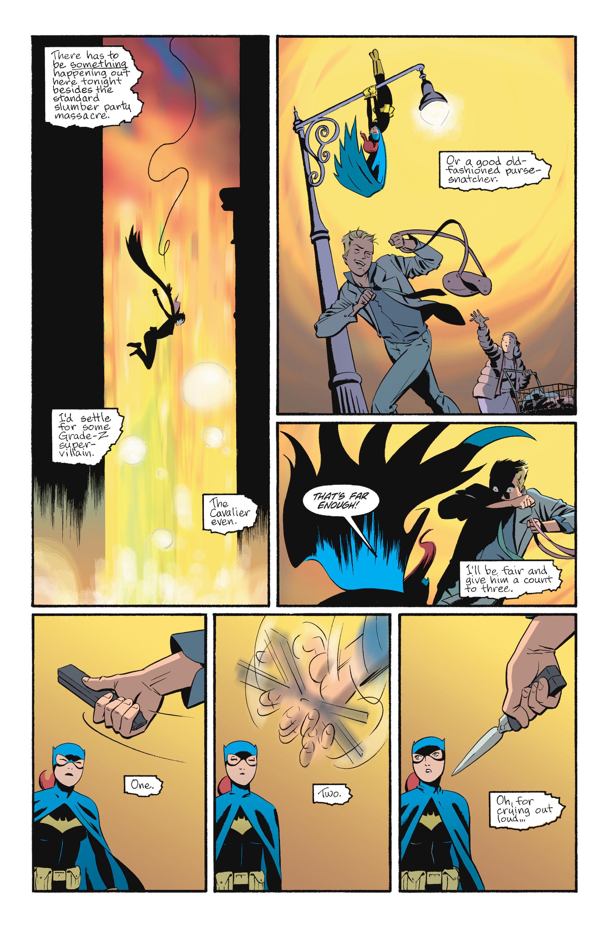 Read online Batgirl/Robin: Year One comic -  Issue # TPB 2 - 148